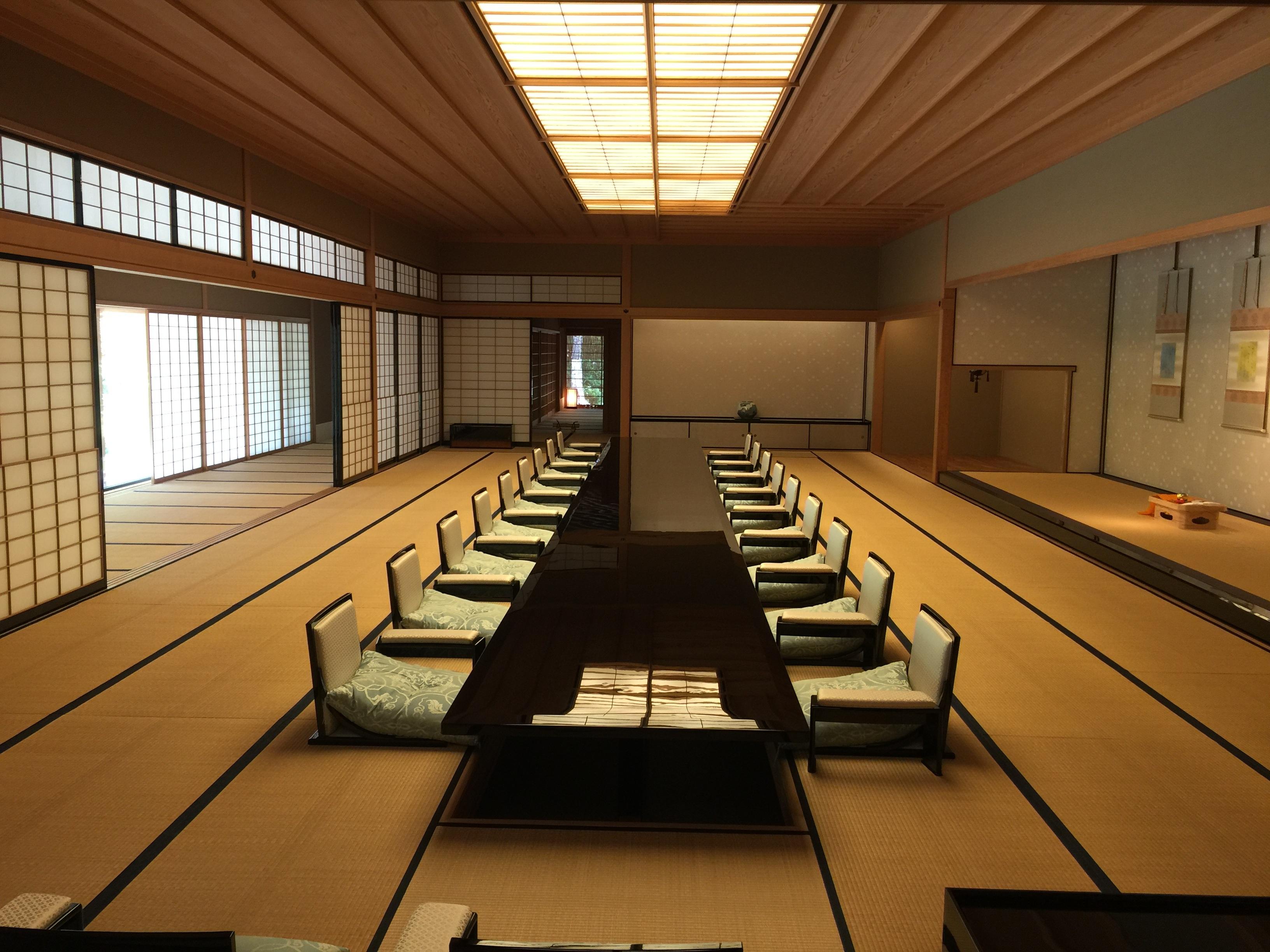 Ide Desain Ruang Tamu Gaya Jepang Masa Kini