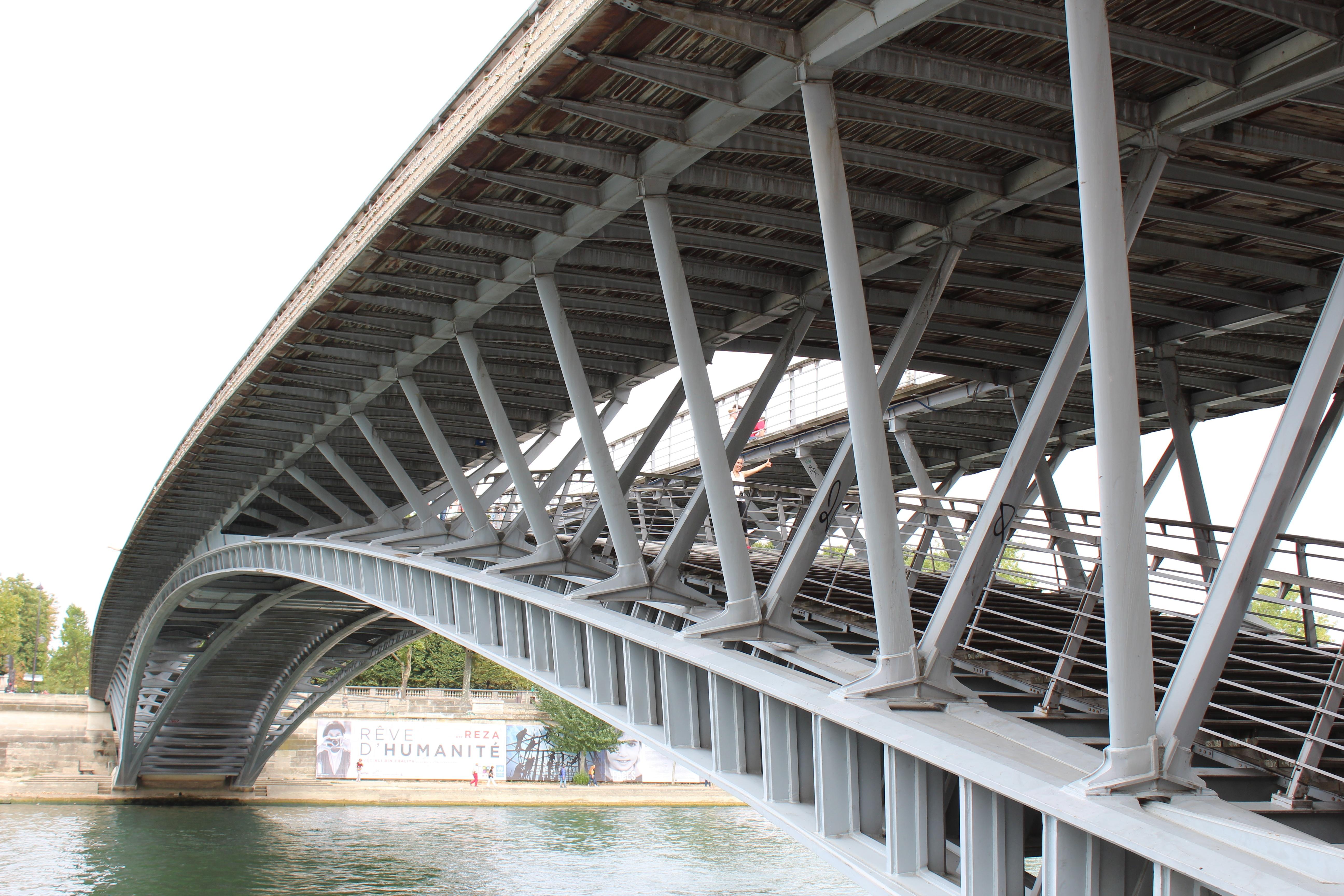 Free Images : overpass, stadium, arch bridge, truss bridge ...