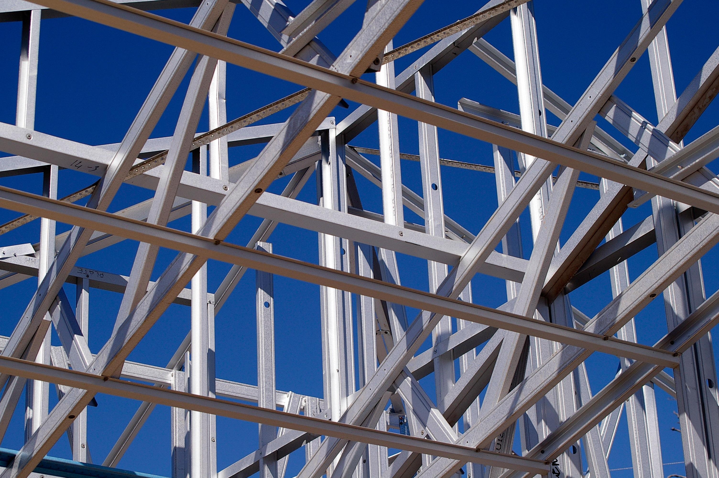 Kostenlose foto : Struktur, Brücke, stehlen, Linie, geometrisch ...