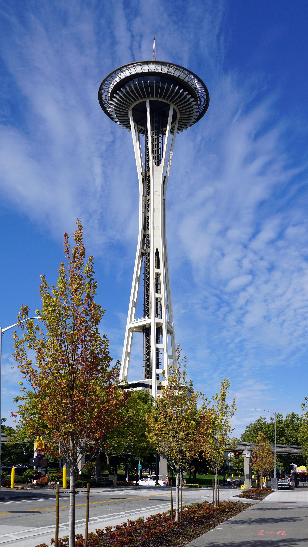 Centre Ville De Seattle