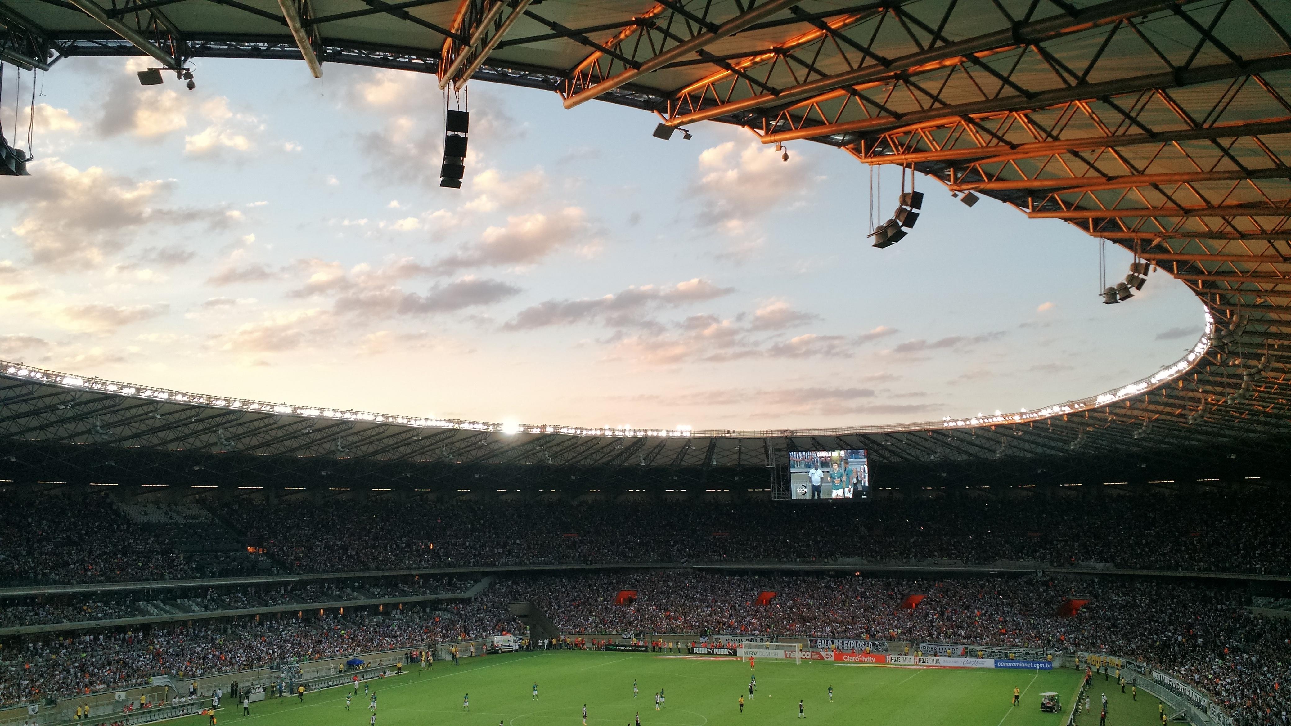 Fotos Gratis Estructura Juego Estadio Campo De Béisbol