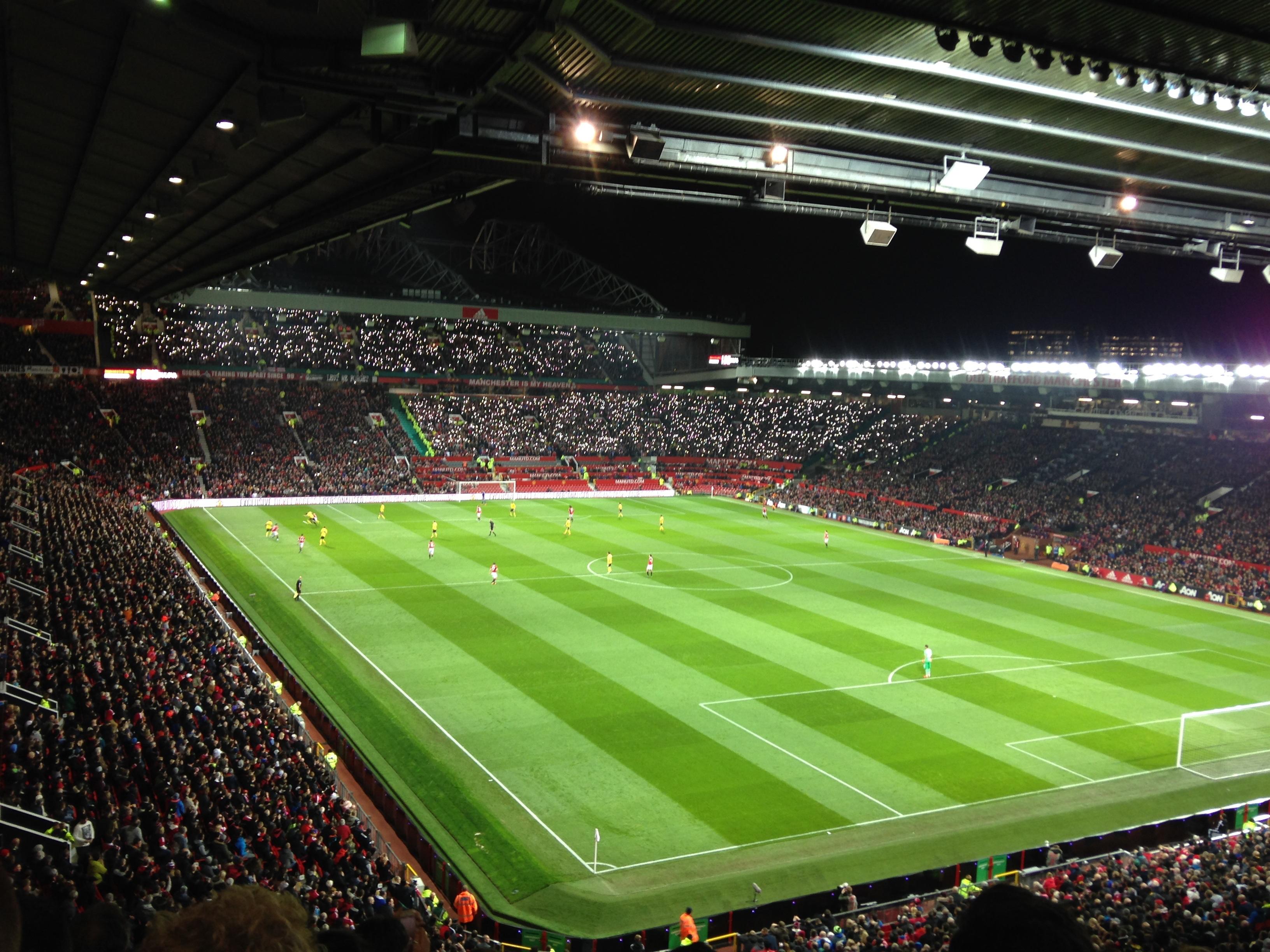 Gambar Struktur Tanah Sepak Bola Pemain Lapangan