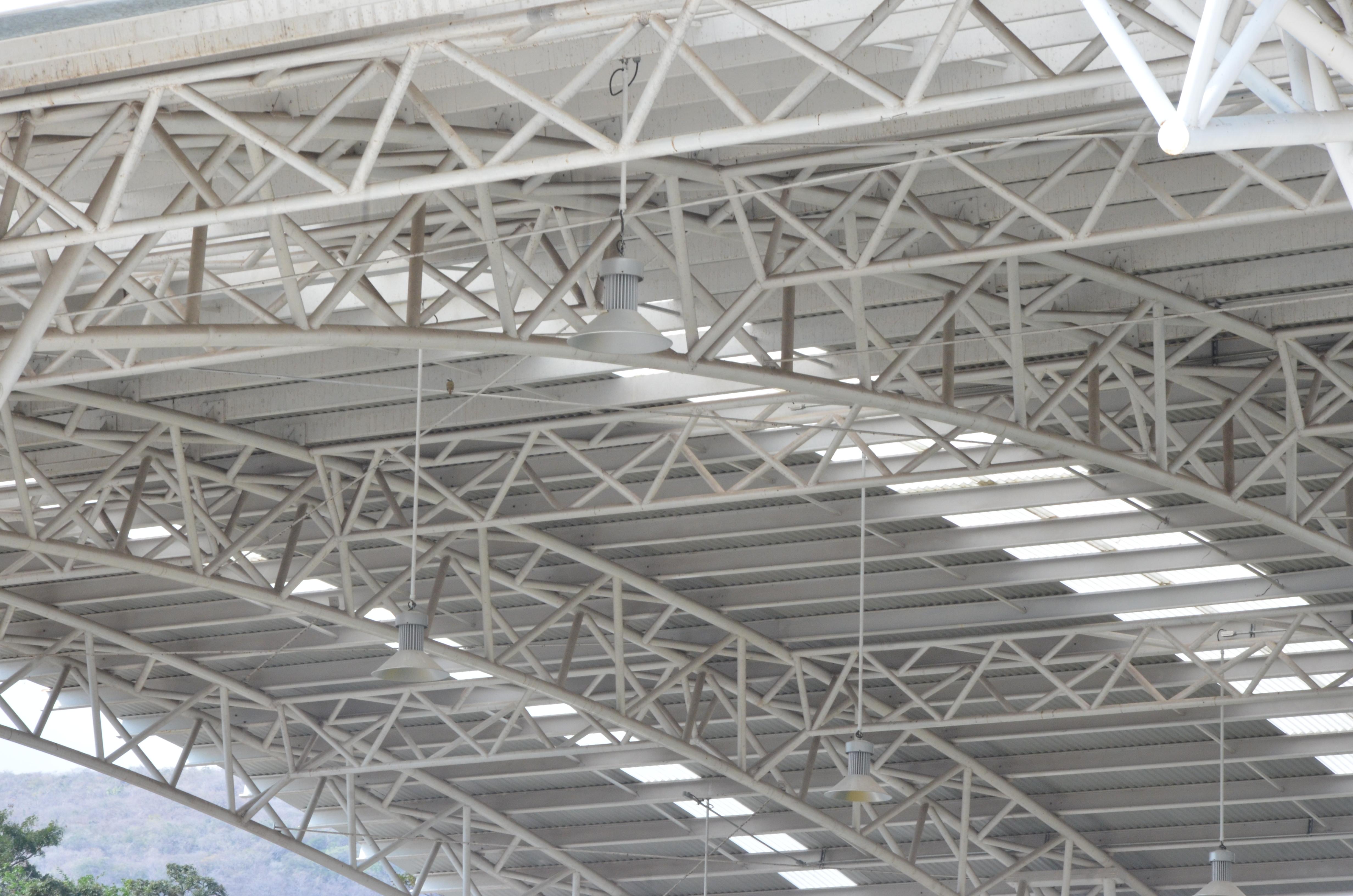 Fotos Gratis Estructura Metal Met 225 Lico C 250 Pula Techo