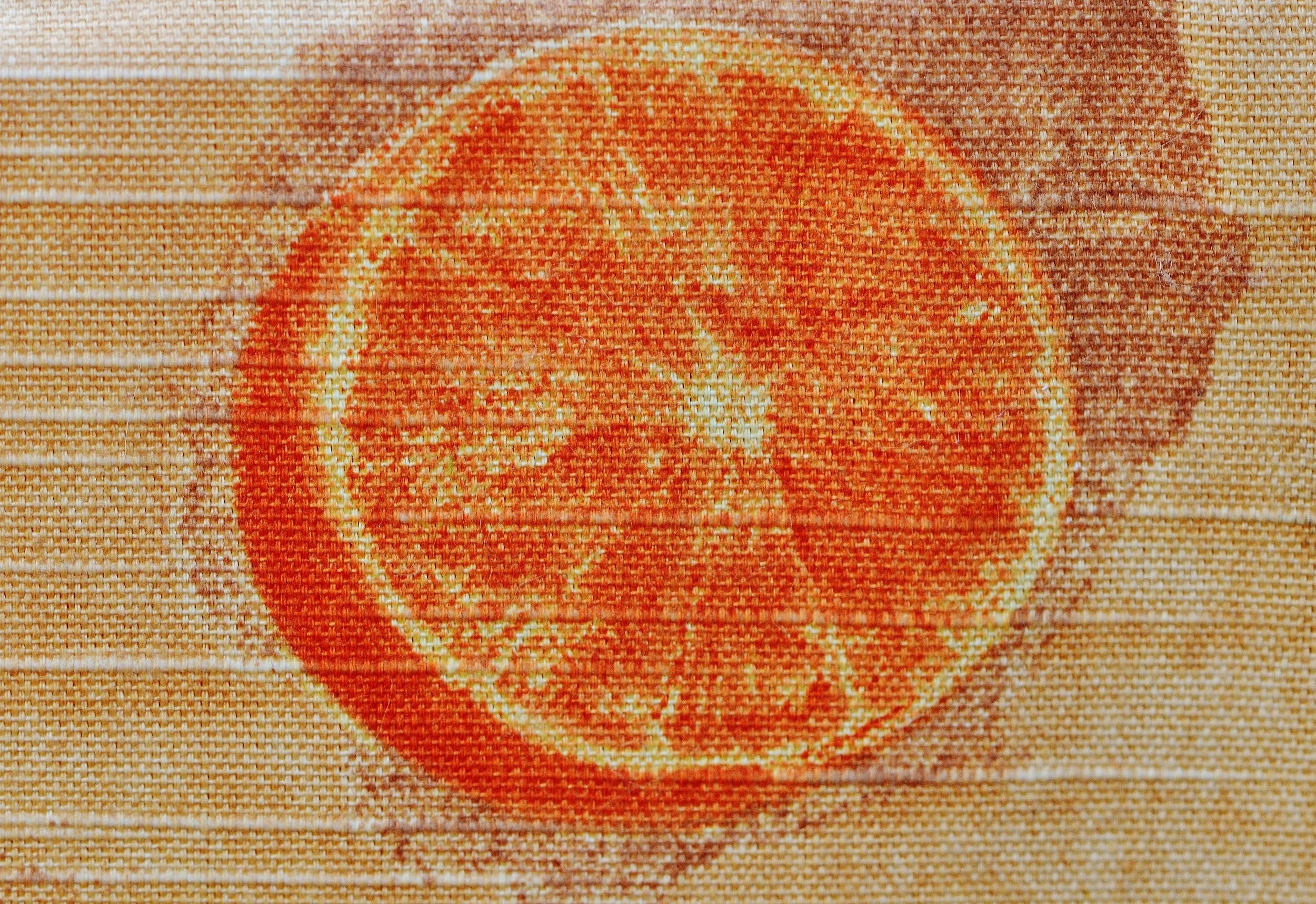 Fotos gratis : estructura, naranja, patrón, cerca, material, circulo ...