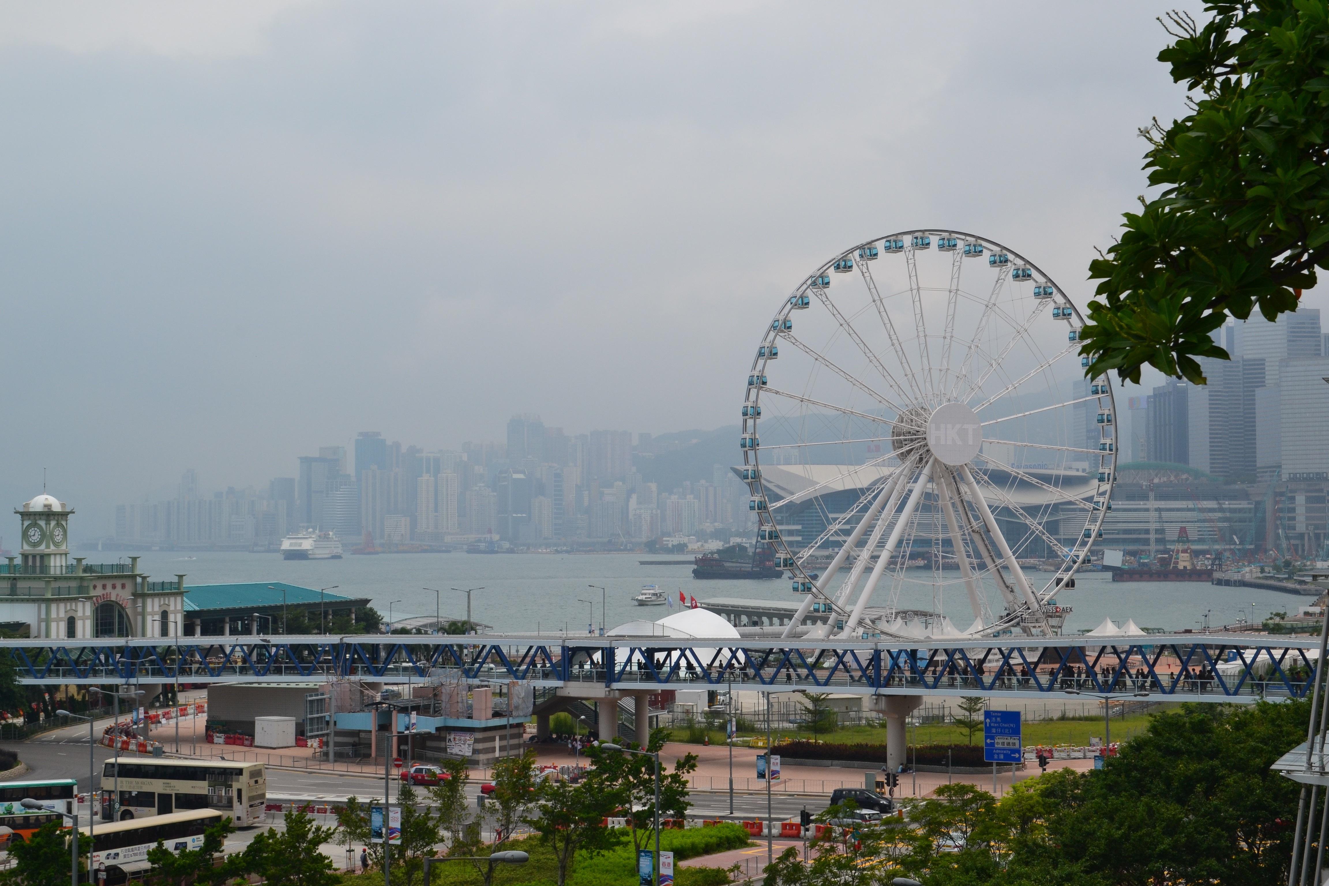 Fotos Gratis Estructura Rueda De Ferris Parque De
