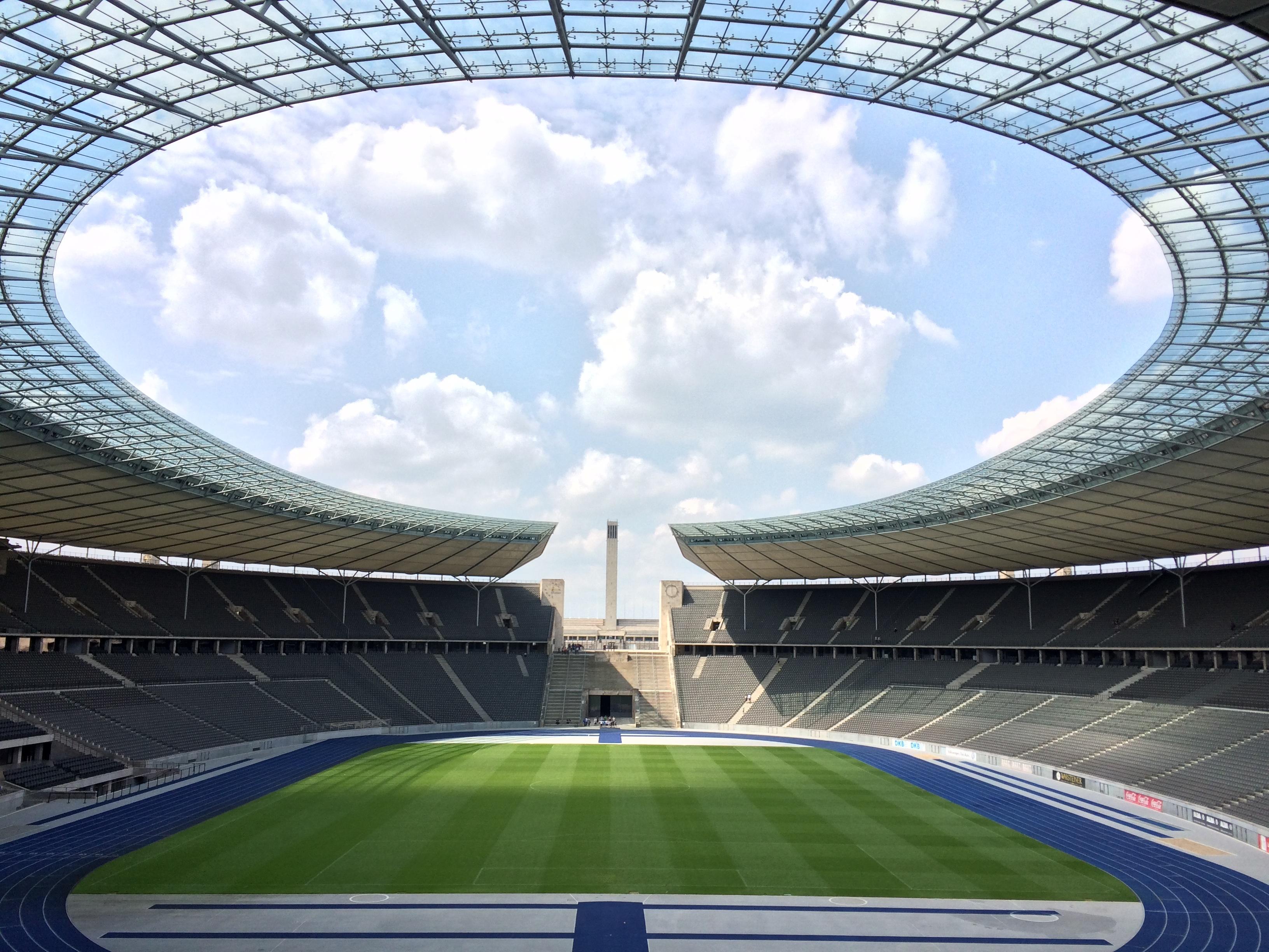 Картинки со стадионами