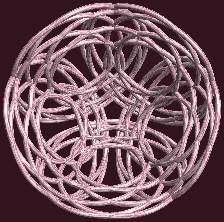 Logo Lingkaran Keren 3d - Logo Keren