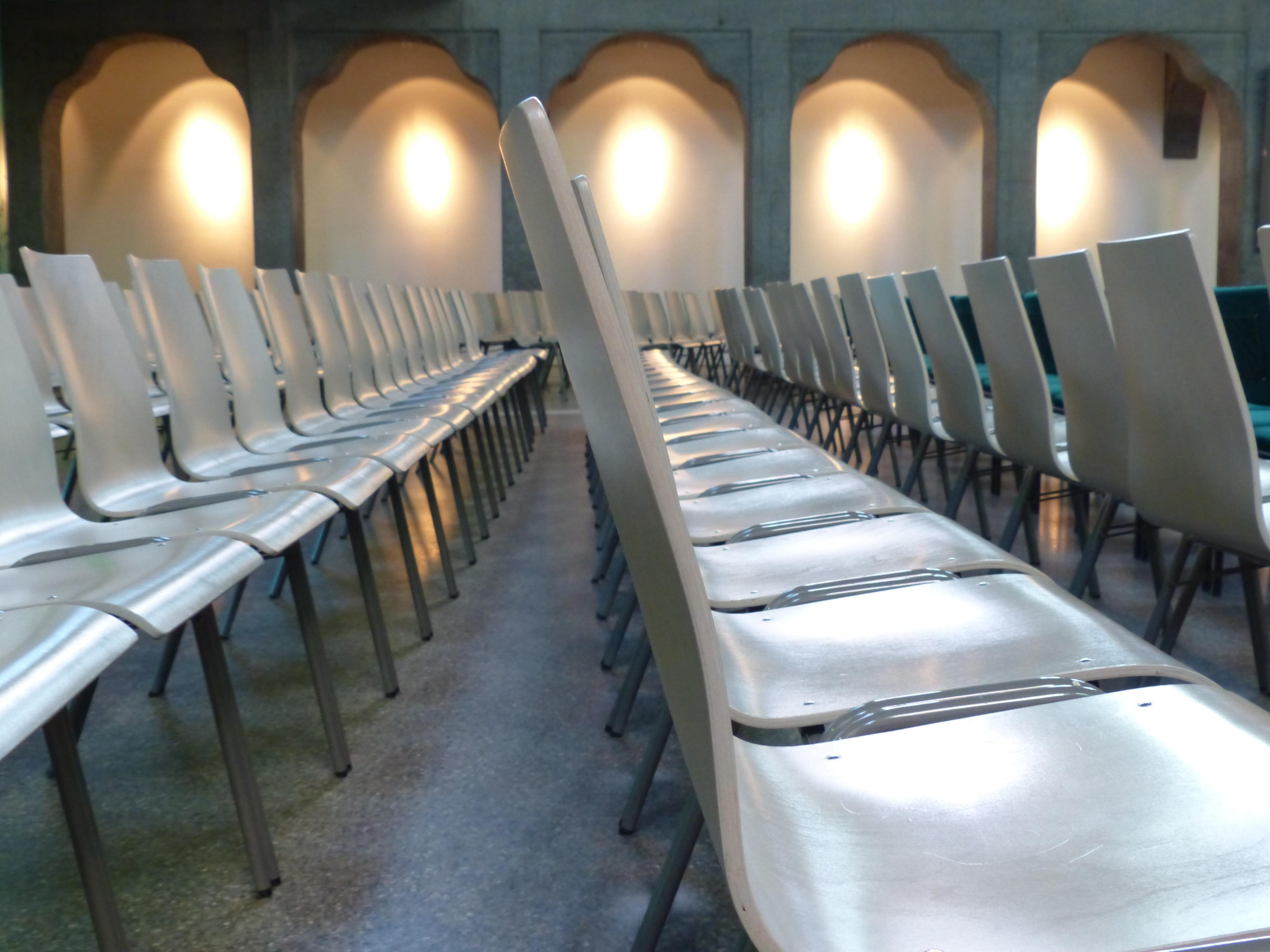 Kostenlose foto : Struktur, Weiß, Auditorium, Sitz, Restaurant ...
