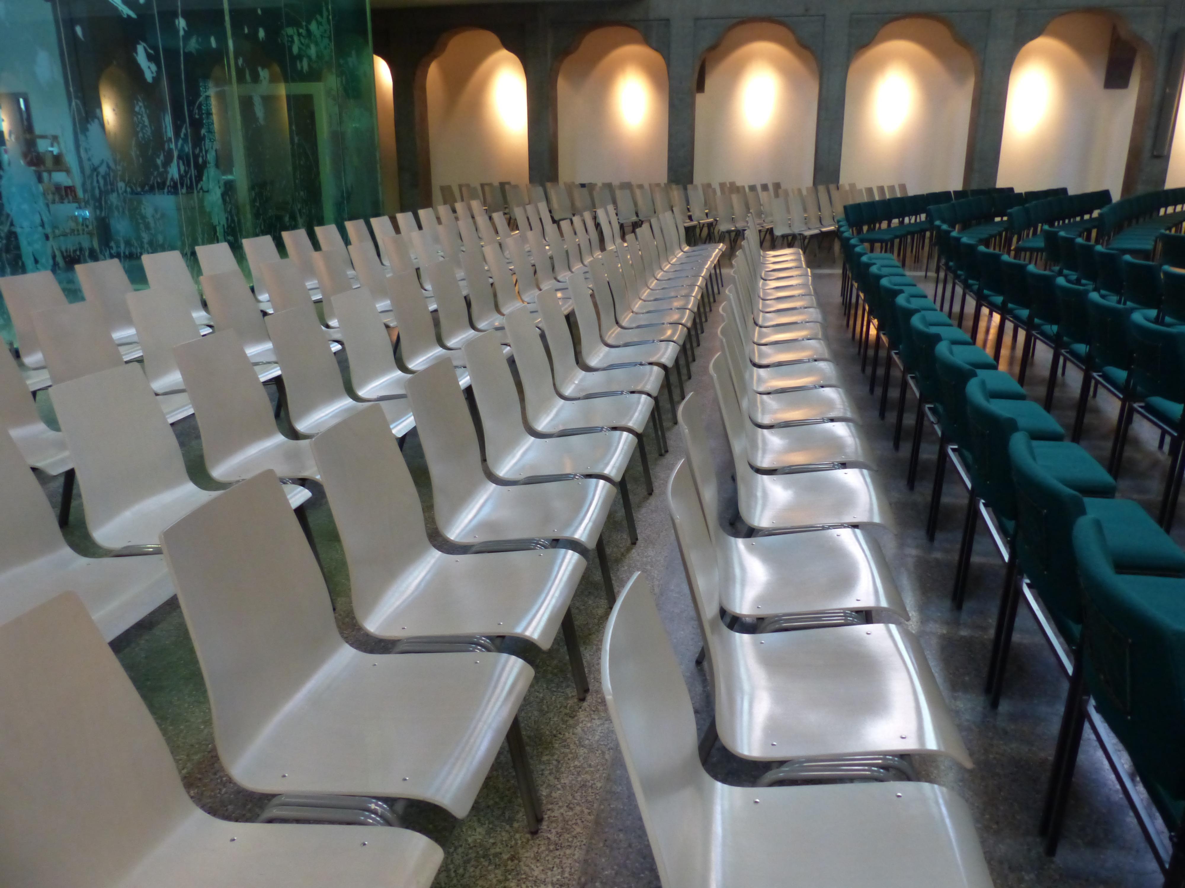 Free structure white auditorium seat restaurant meal