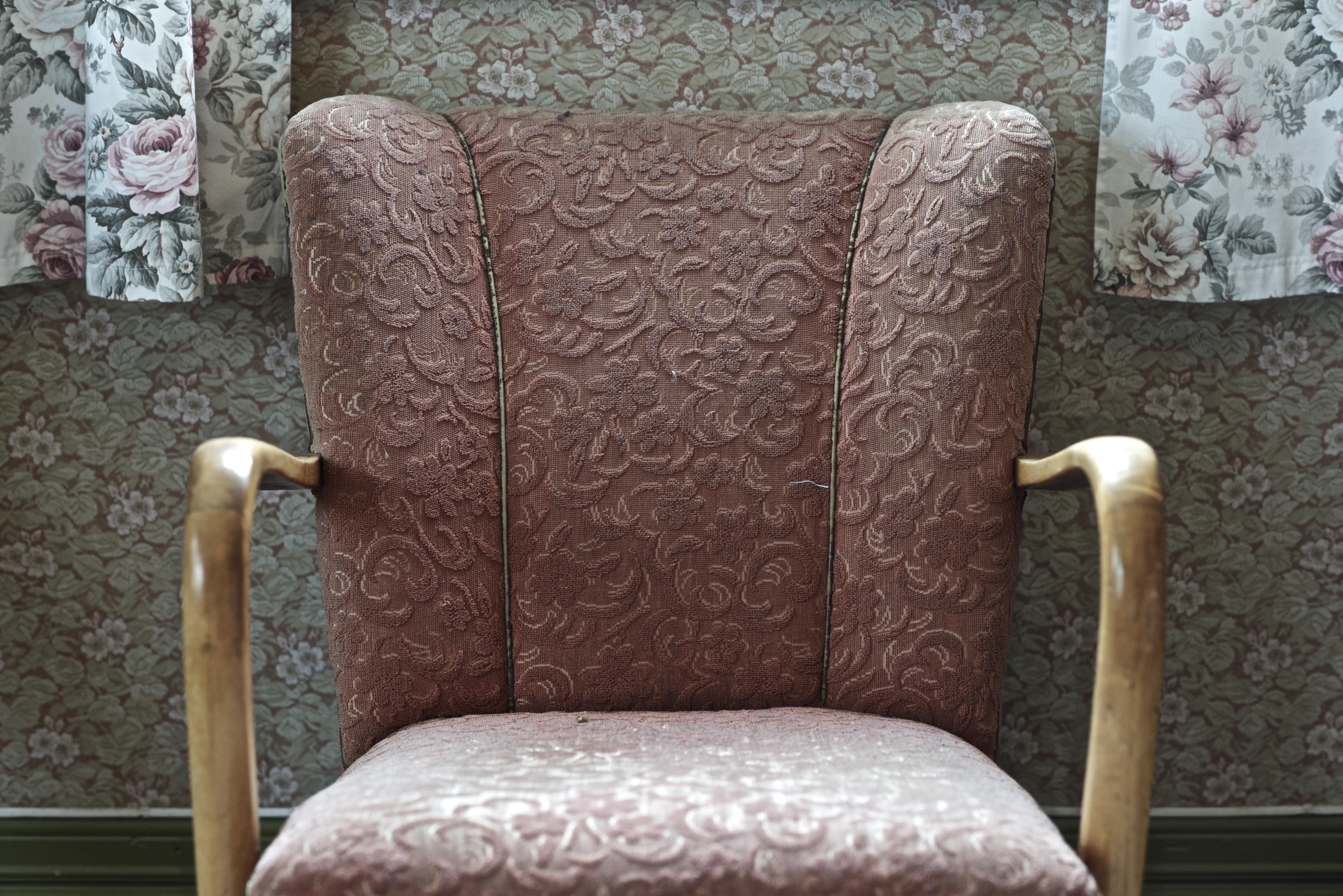 Struktur Holz Sessel Mauer Rose Grün Rot Wohnzimmer Schweigen Möbel Zimmer  Couch Rosen Grau Bett Tapete