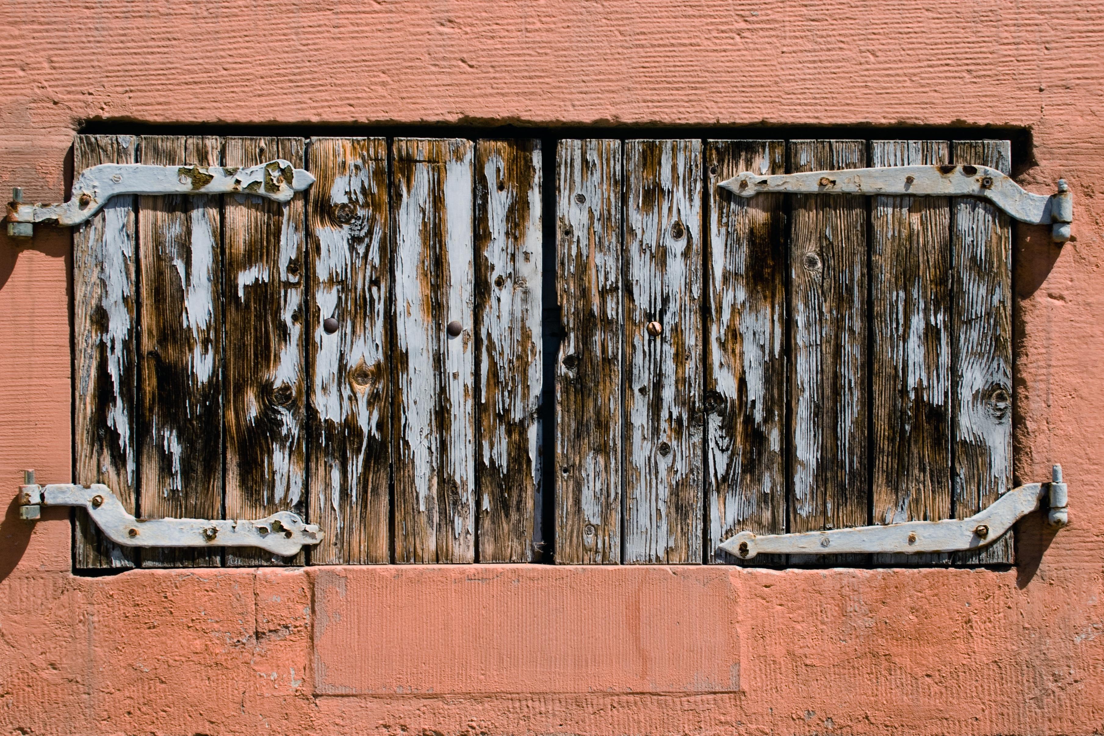 Fotos gratis : estructura, casa, ventana, granero, pared, choza ...