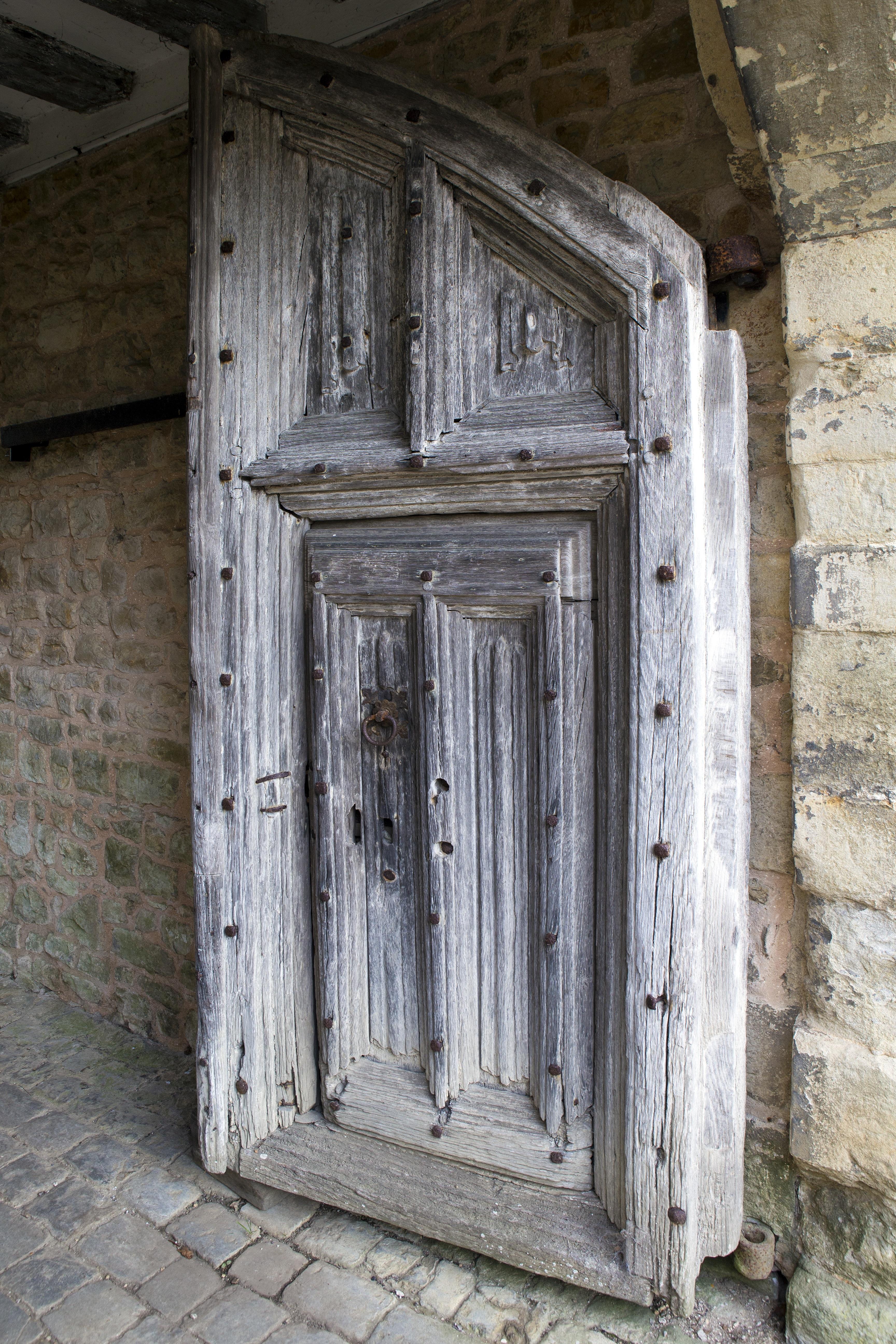 Judas Door & Ancienne Porte De Judas