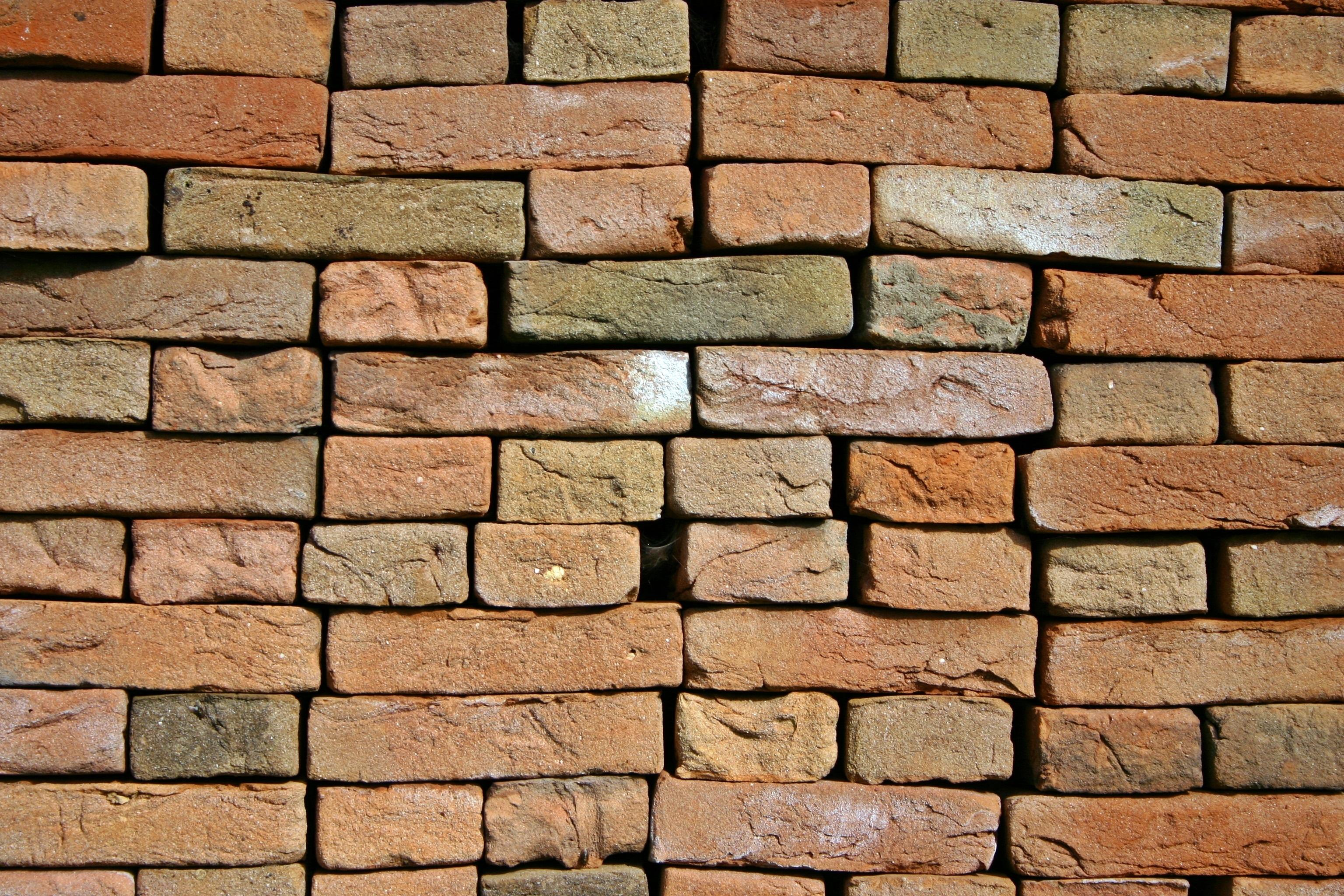 Structure Wood Texture Floor Wall Stone Orange Brick Material Background Bricks Brickwork