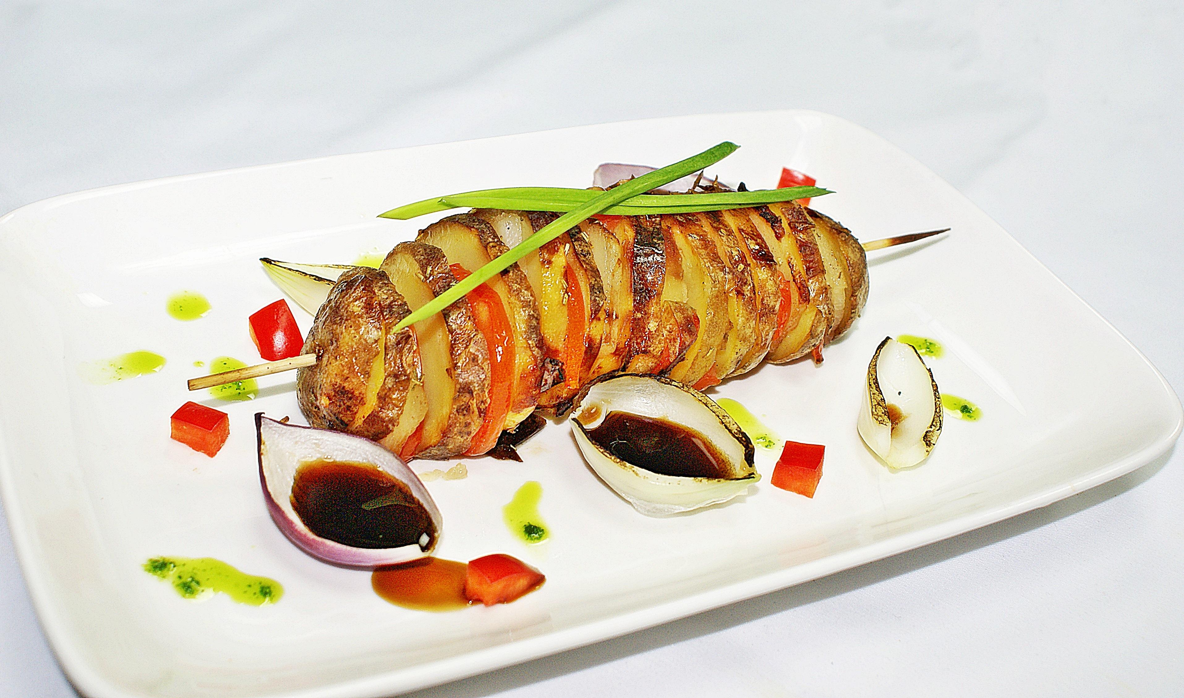 Zomer In Keuken : Koude varkensvlees salade japanse zomer keuken u stockfoto