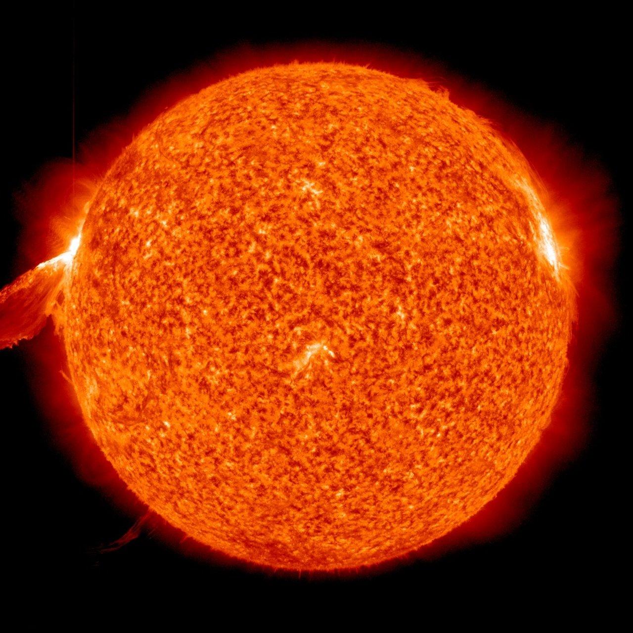 что увидели на солнце картинки утверждала