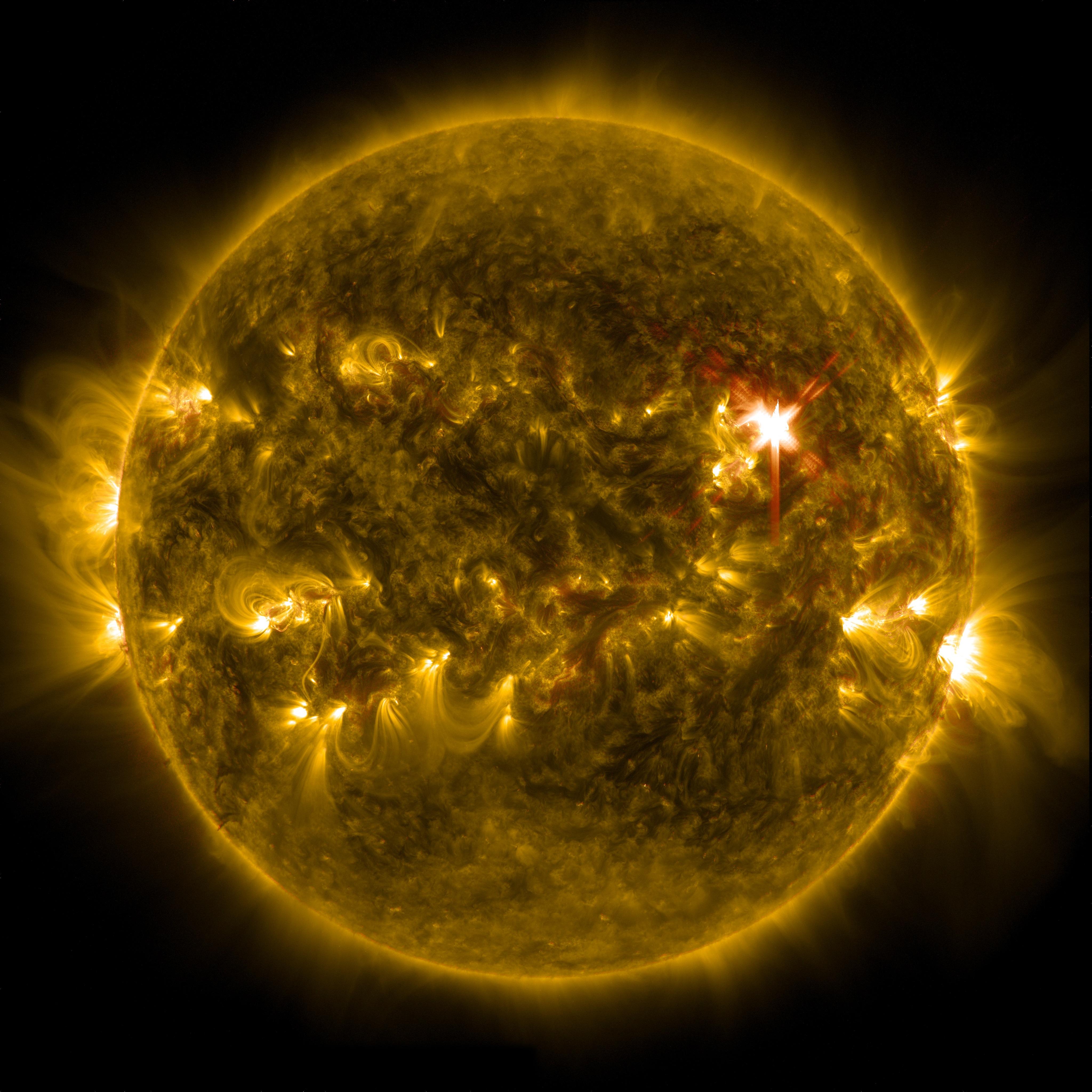 Картинка как выглядит солнце