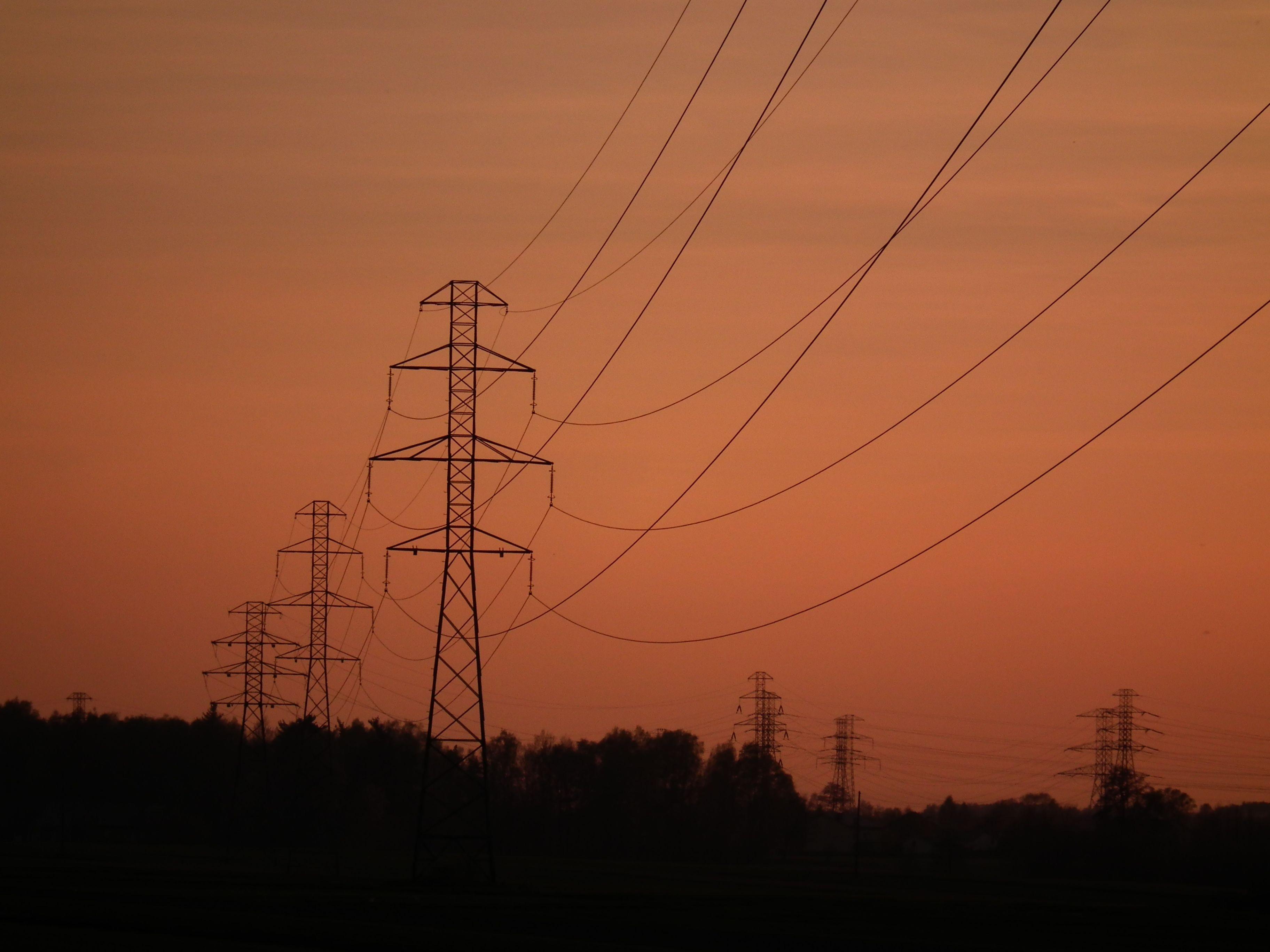 Fotos gratis : puesta de sol, amanecer, oscuridad, noche, línea ...