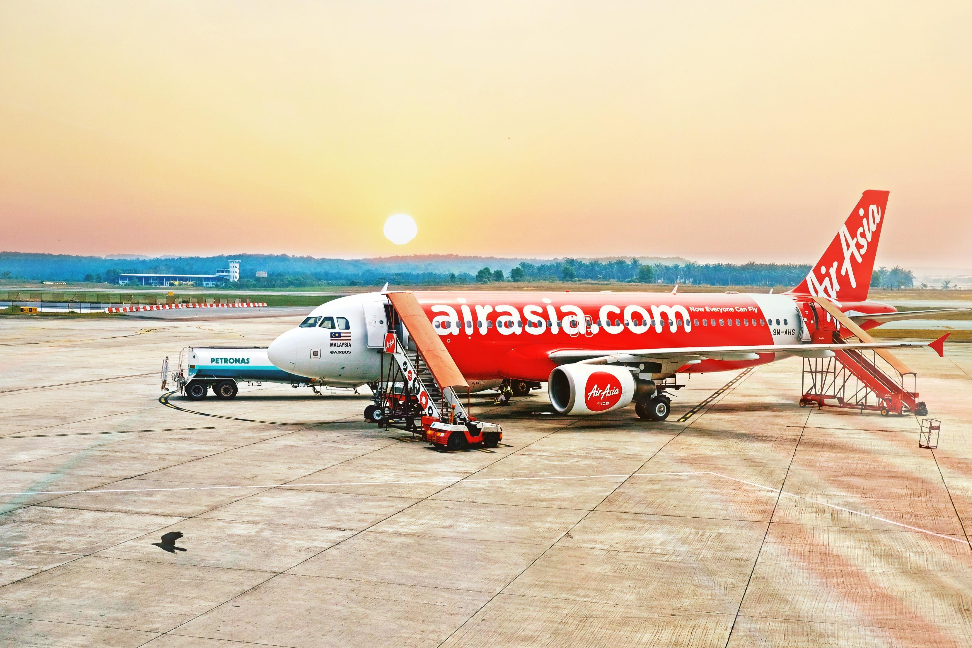 airasia it infrastructure