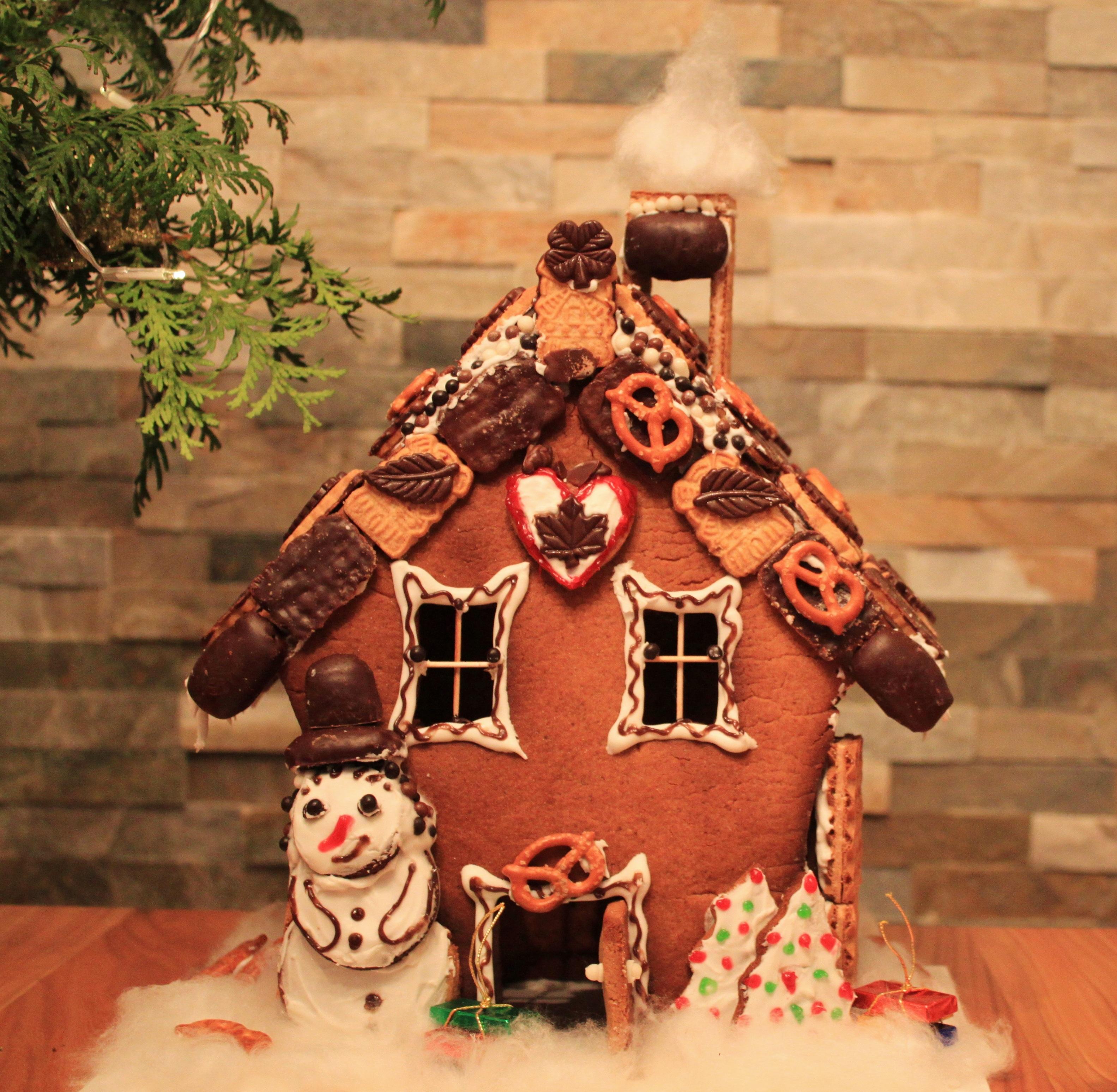 Gambar Manis Suasana Makanan Percintaan Cokelat Hari Natal