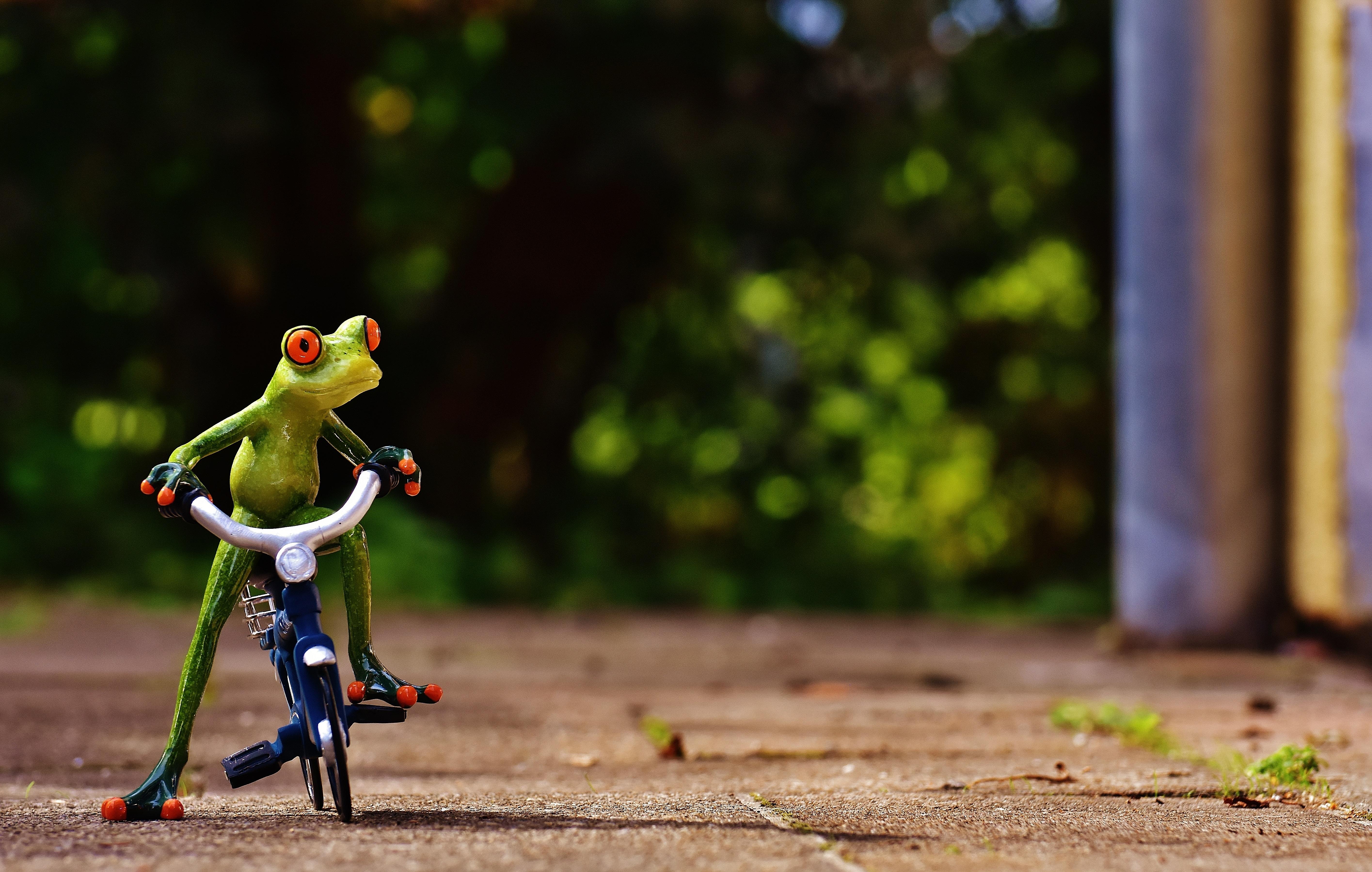 Прикольные велокартинки, марта для детей