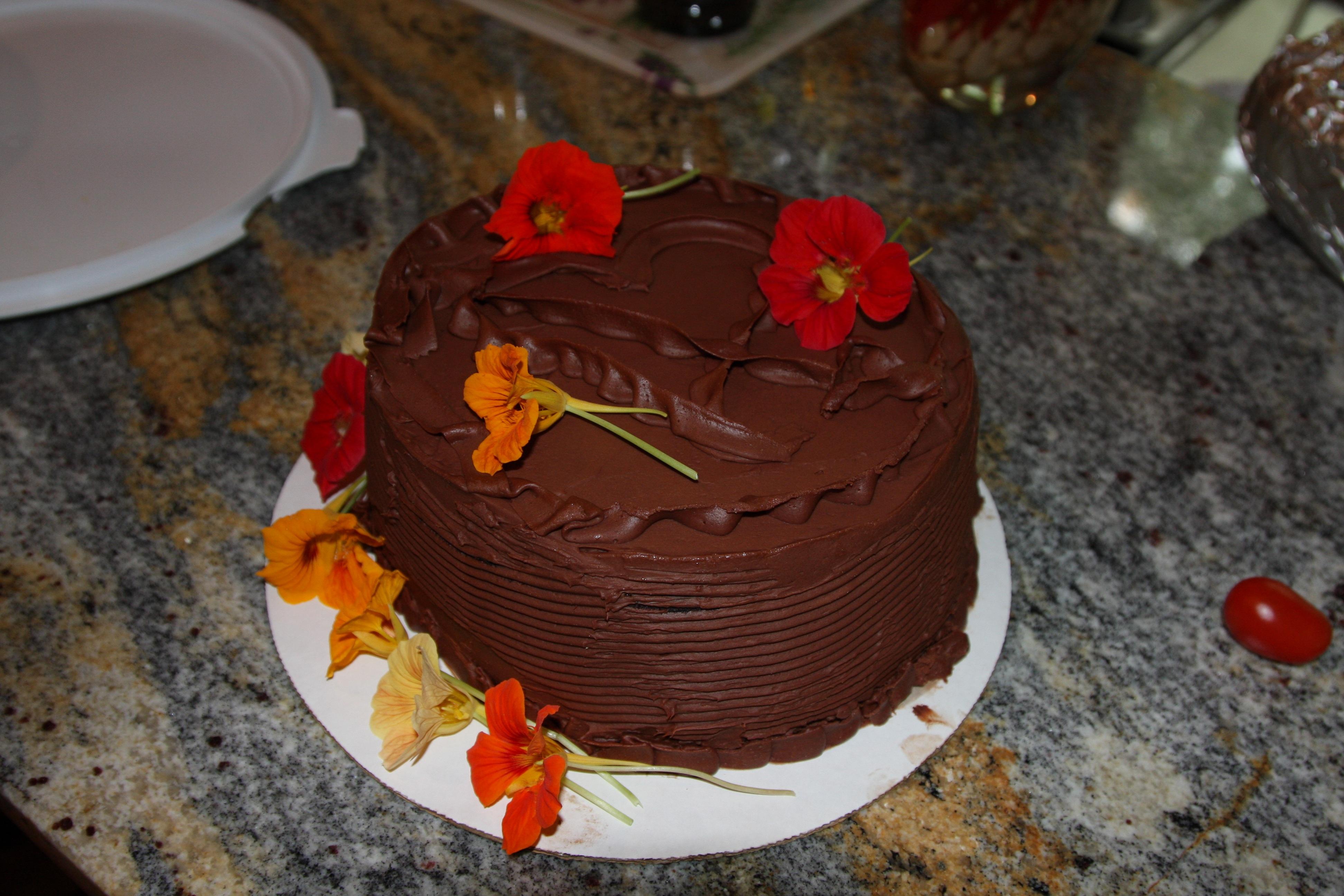 Gateau boulangerie chocolat