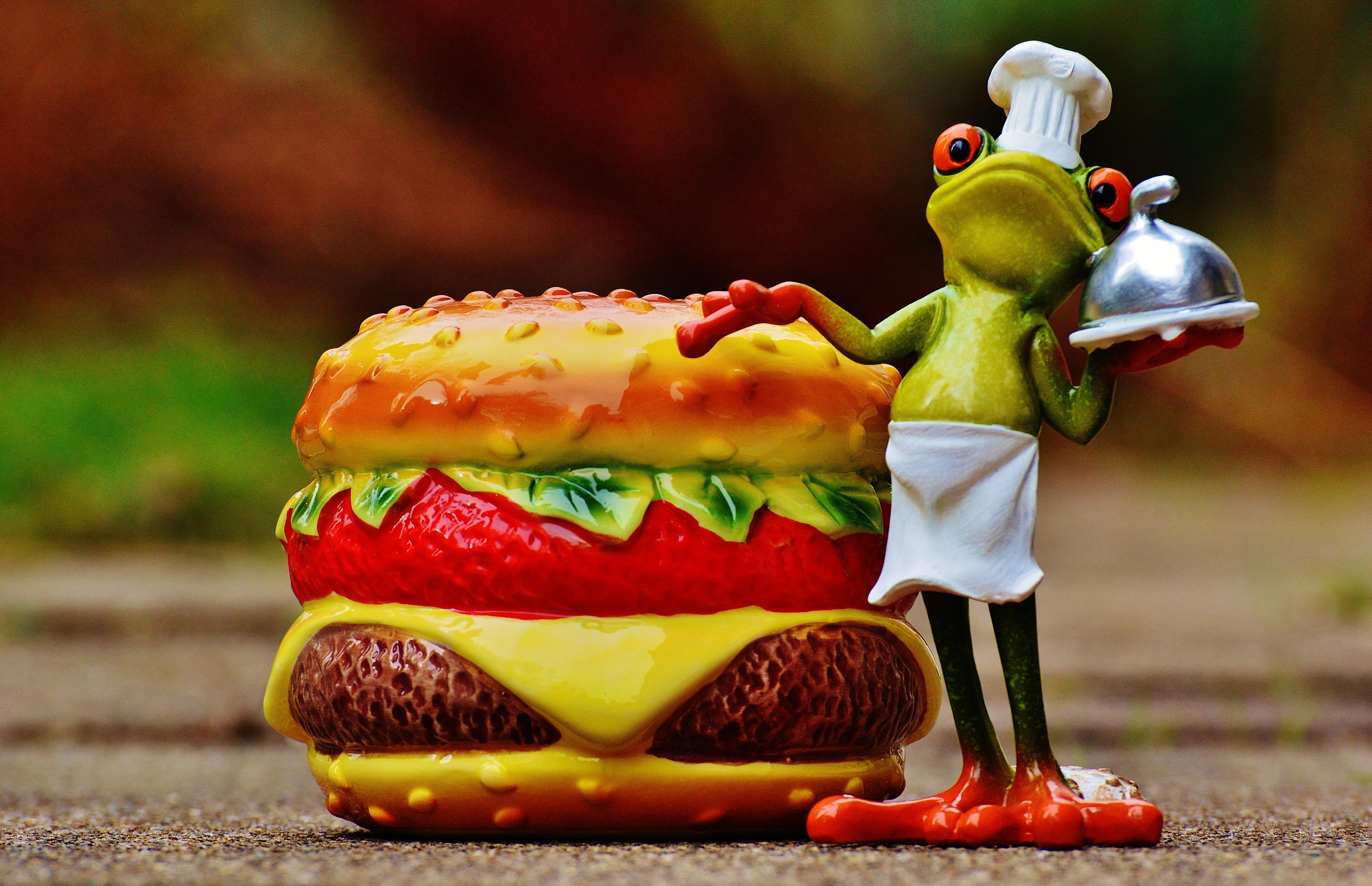 Юморные картинки с едой