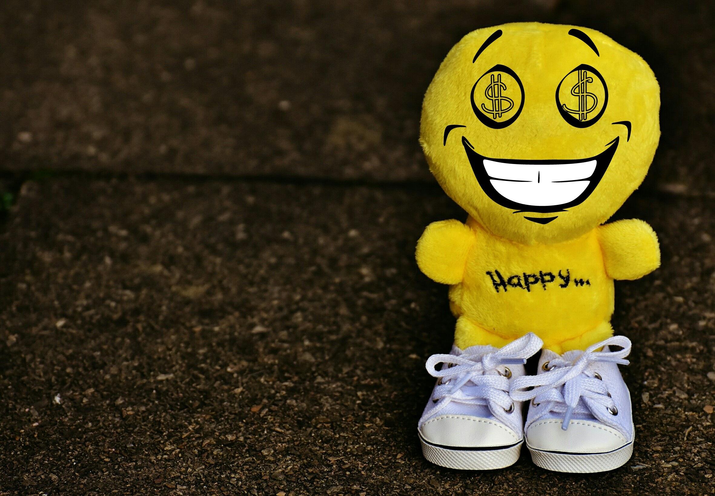 Gambar Manis Imut Hijau Kuning Mainan Mulai Senang Sepatu