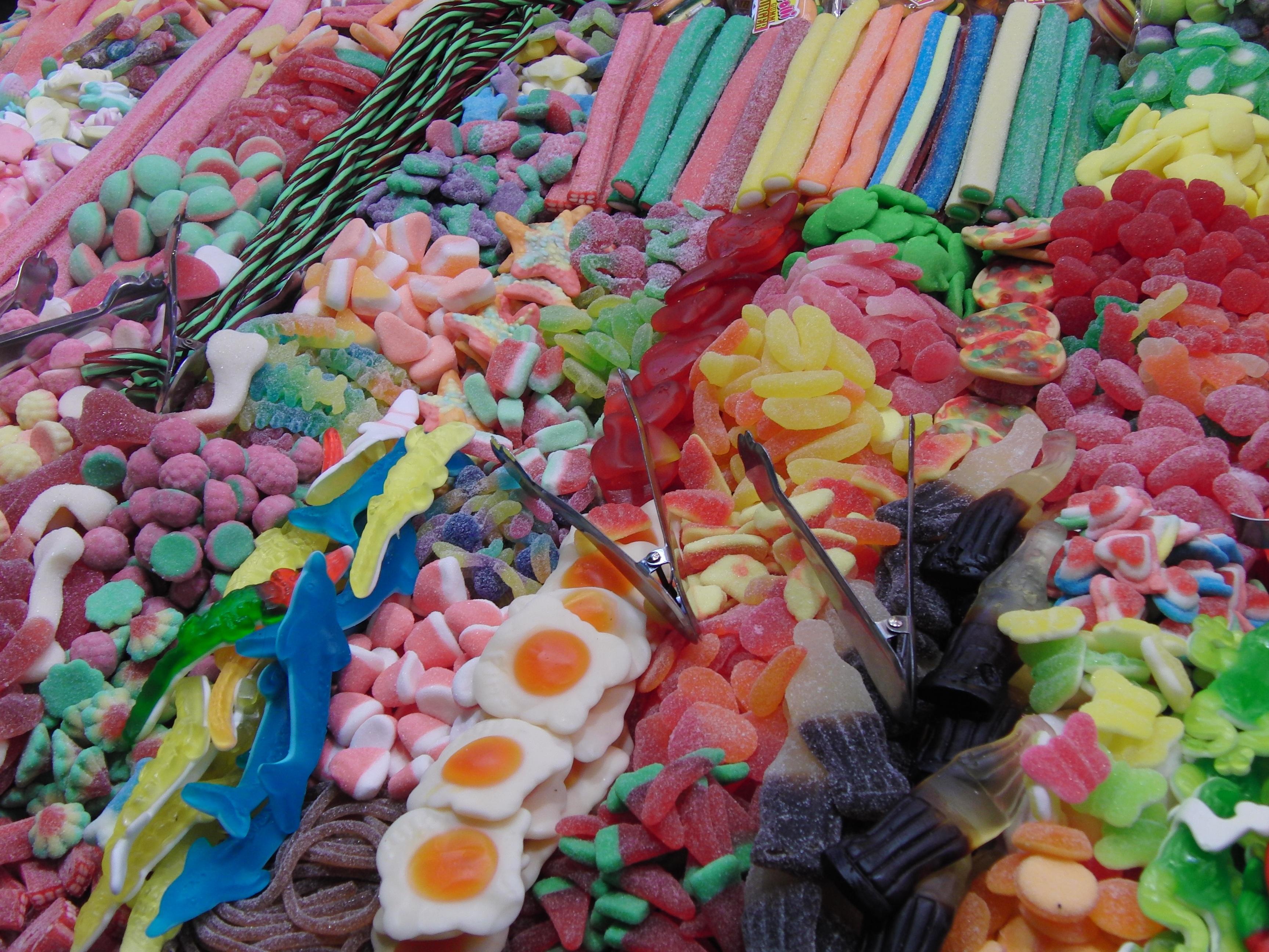 Free Images : sweet, flower, dish, food, color, market, dessert ...
