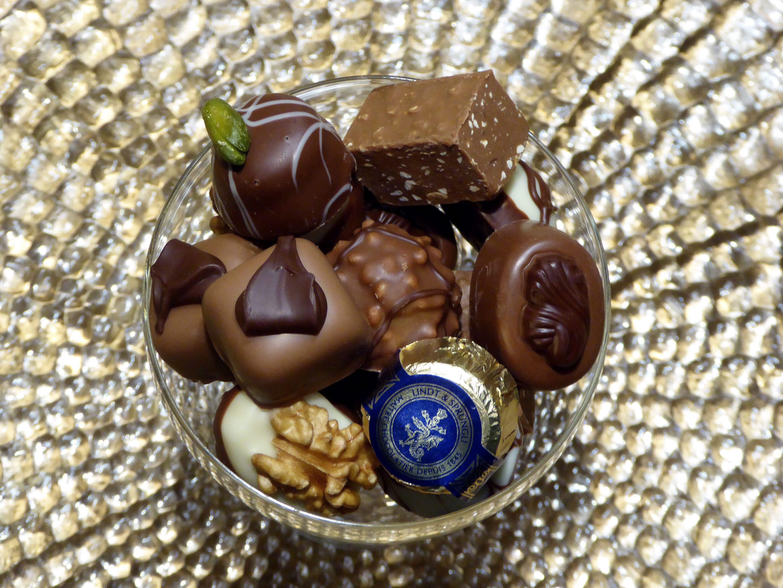 Красивые картинки шоколадных изделий