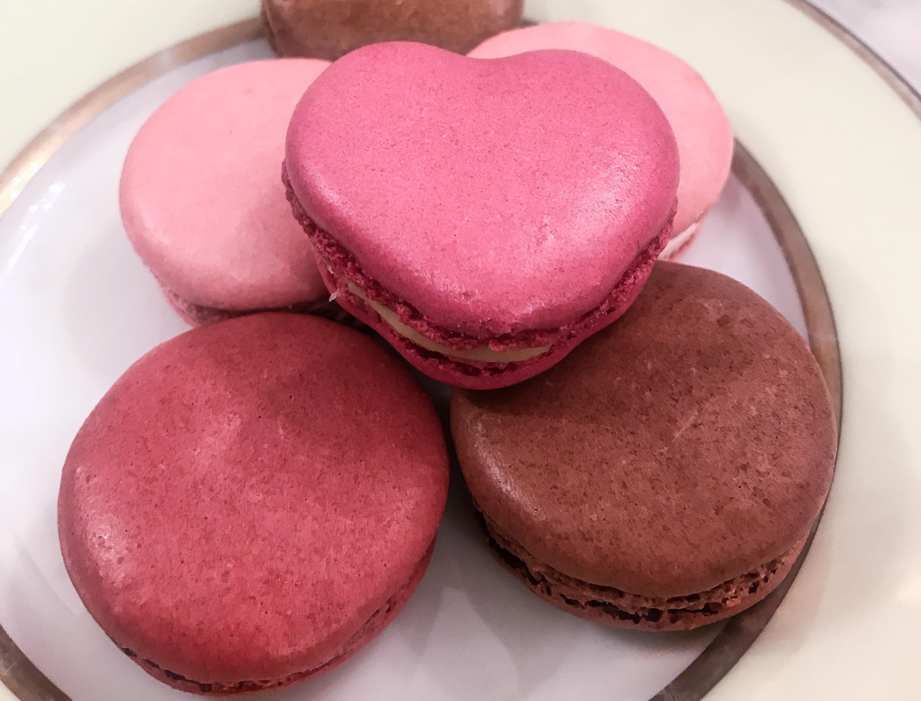 Gambar Jantung Warna Warni Warna Berwarna Merah Muda Cokelat