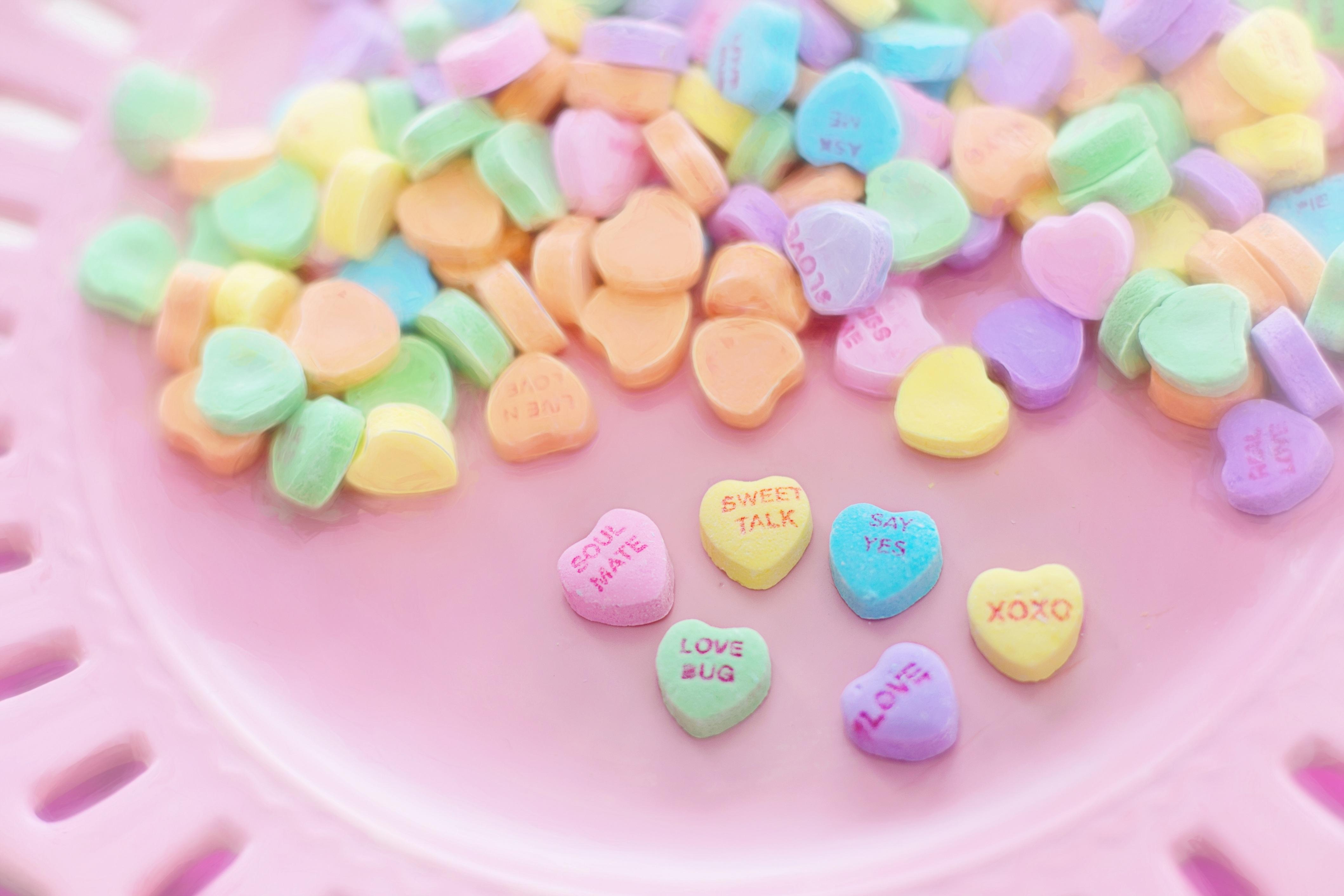 Free Images : sweet, petal, food, color, holiday, pink, dessert ...