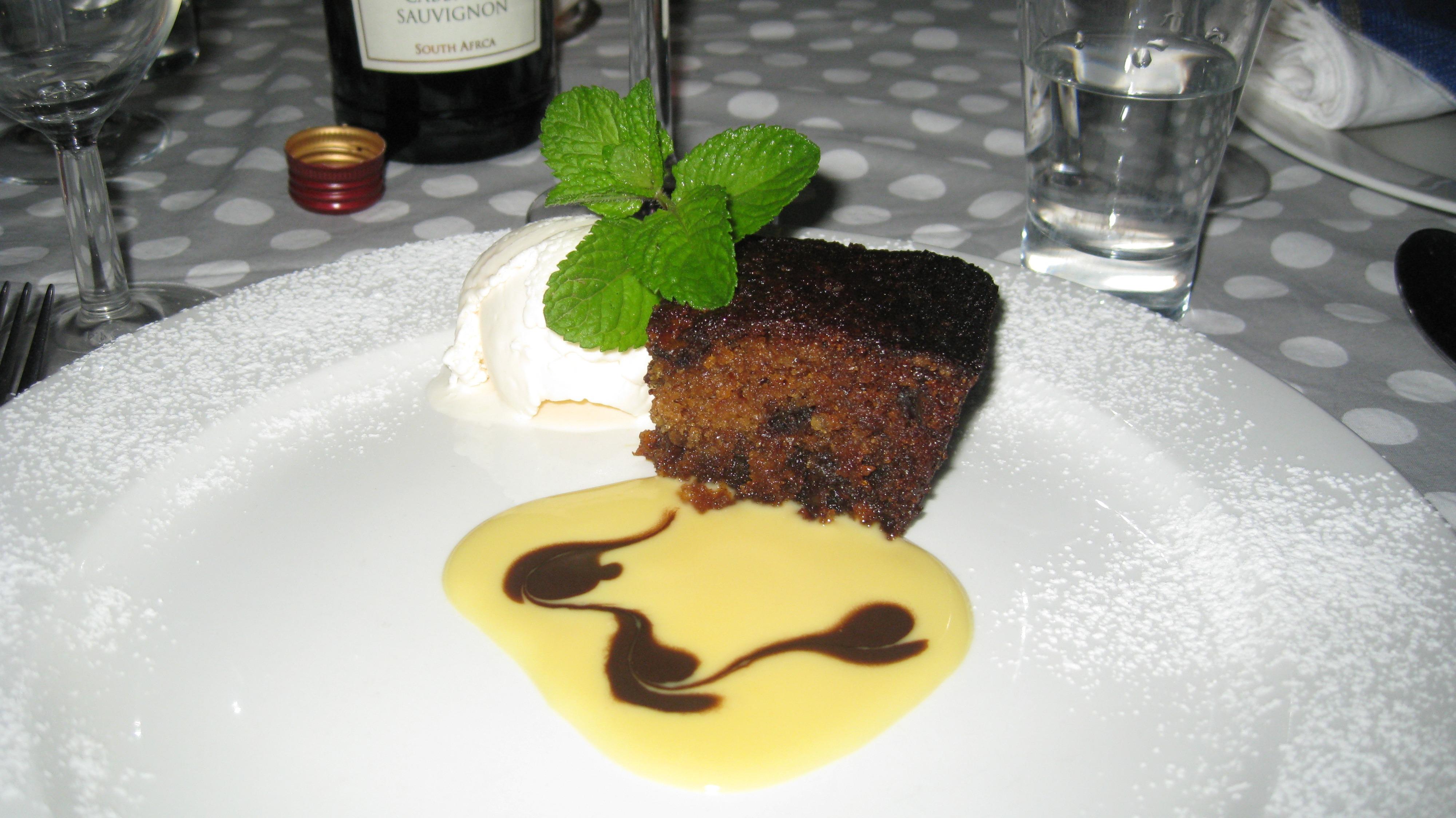 Gratis billeder : sød, restaurant, måltid, mad, plade, chokolade ...