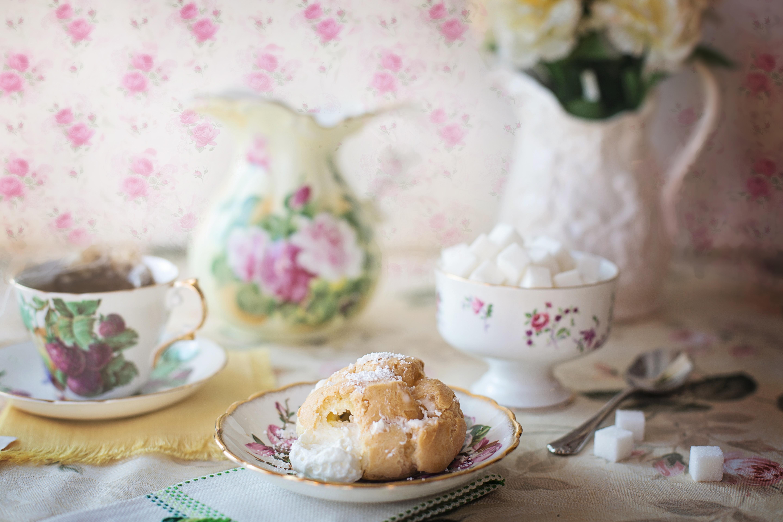 Kostenlose foto : süß, Tee, Gericht, Mahlzeit, Lebensmittel ...