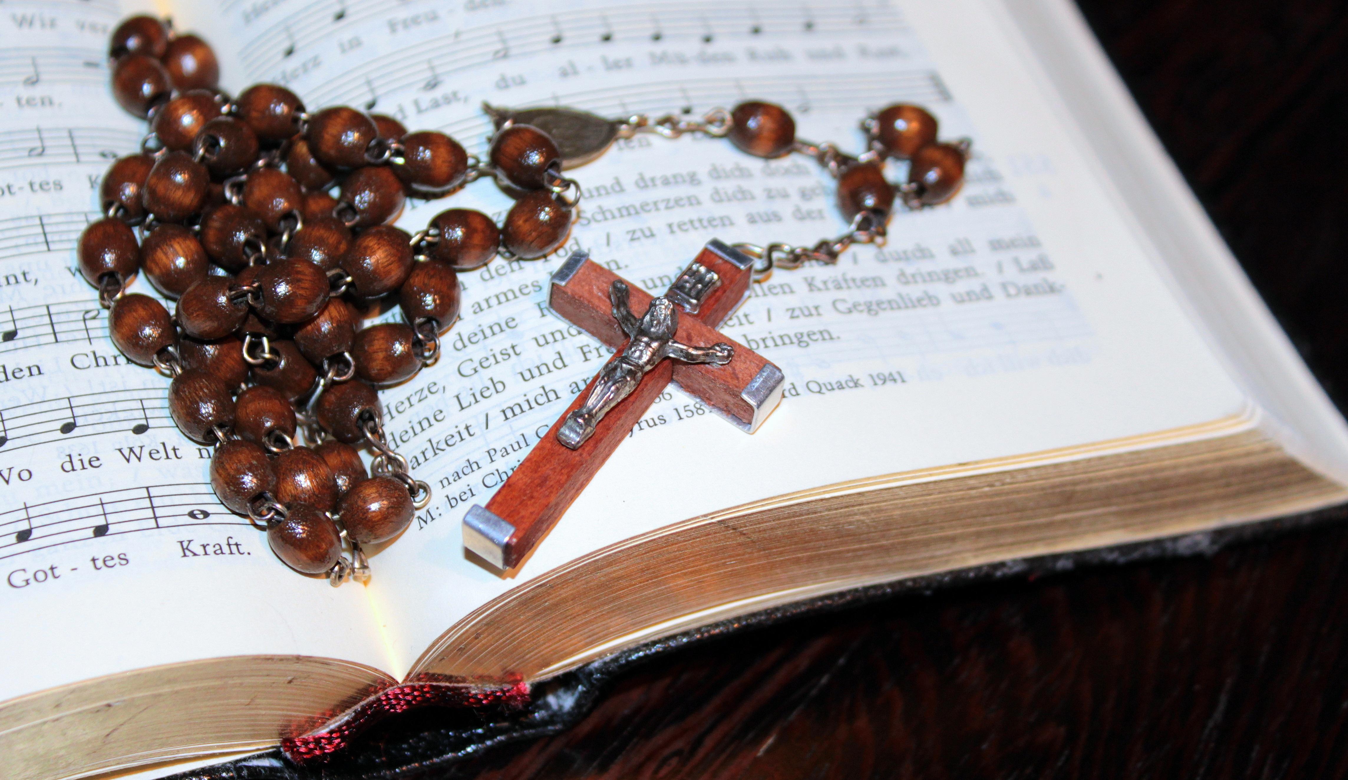 Religion Bead Necklace