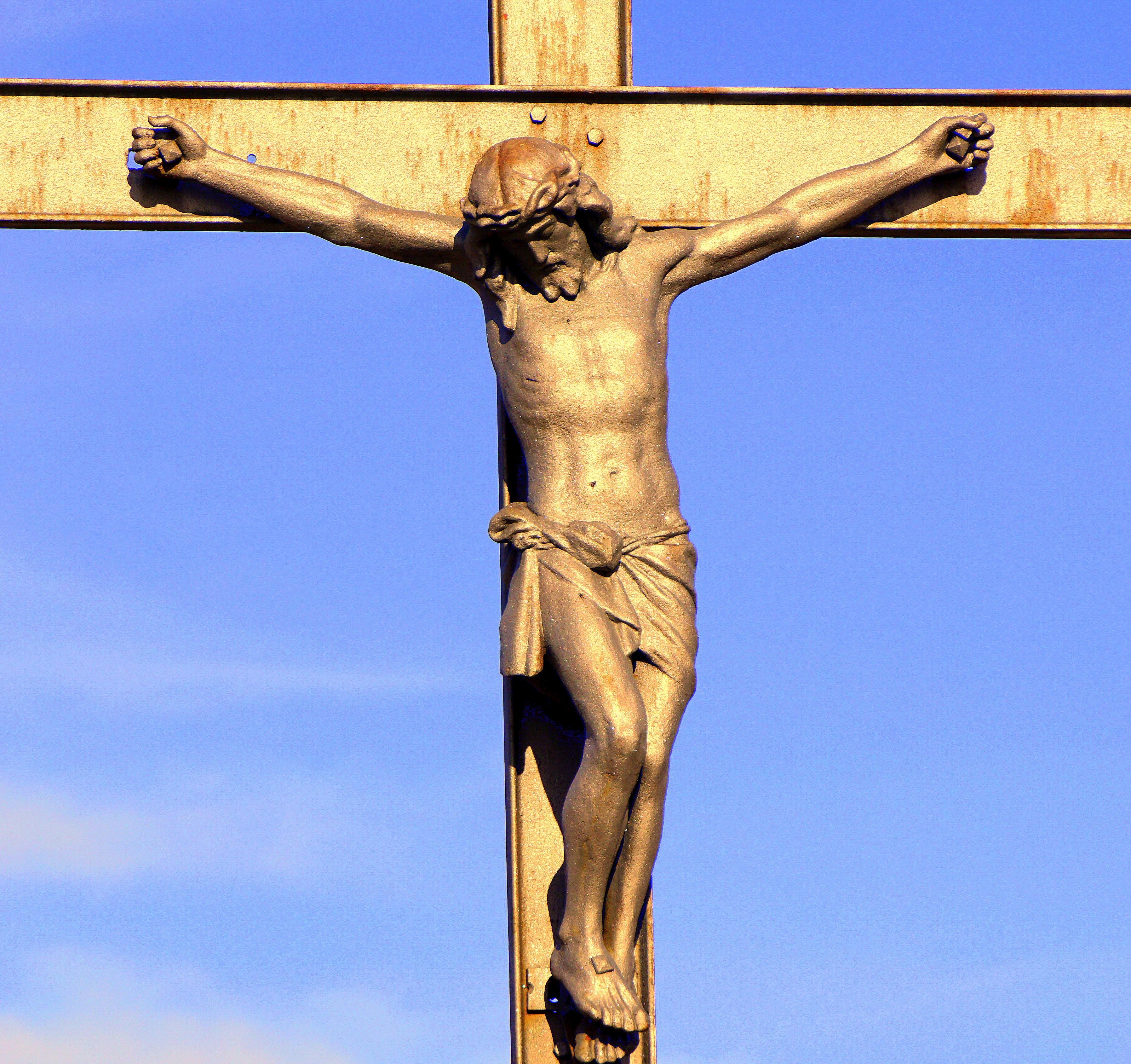 Free Images Symbol Religion Cross Death Sculpture Christ
