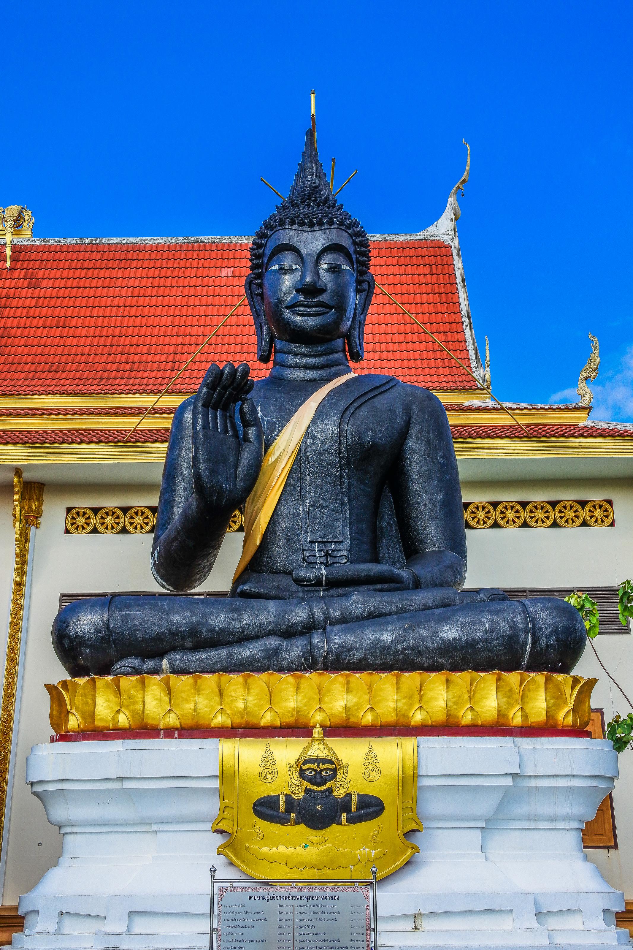 Photography Statue Monument Gothic Religion Sky Skies: Free Images : Symbol, Tourism, Scene, Gold, Buddha