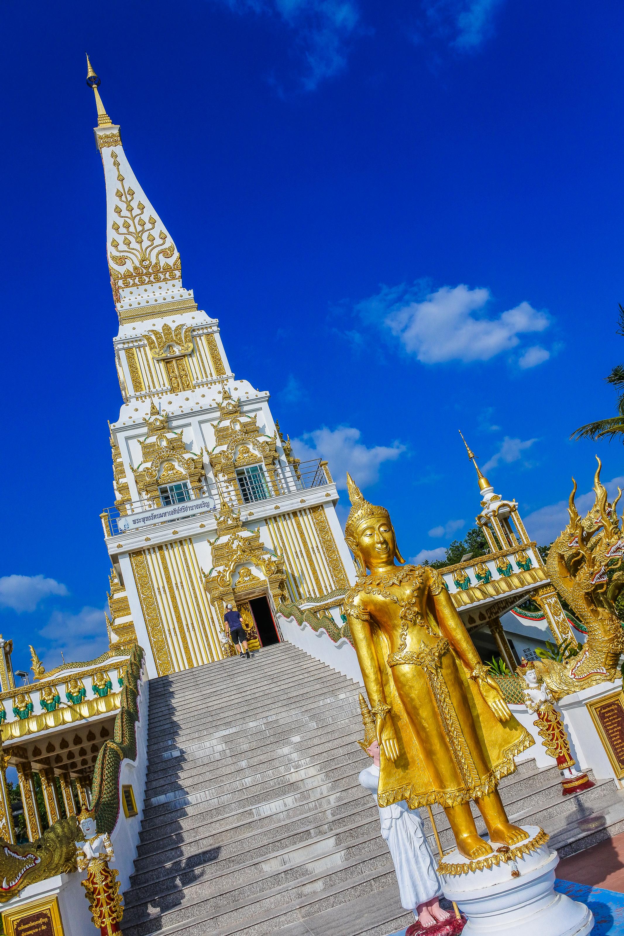 Thaimaa Uskonto