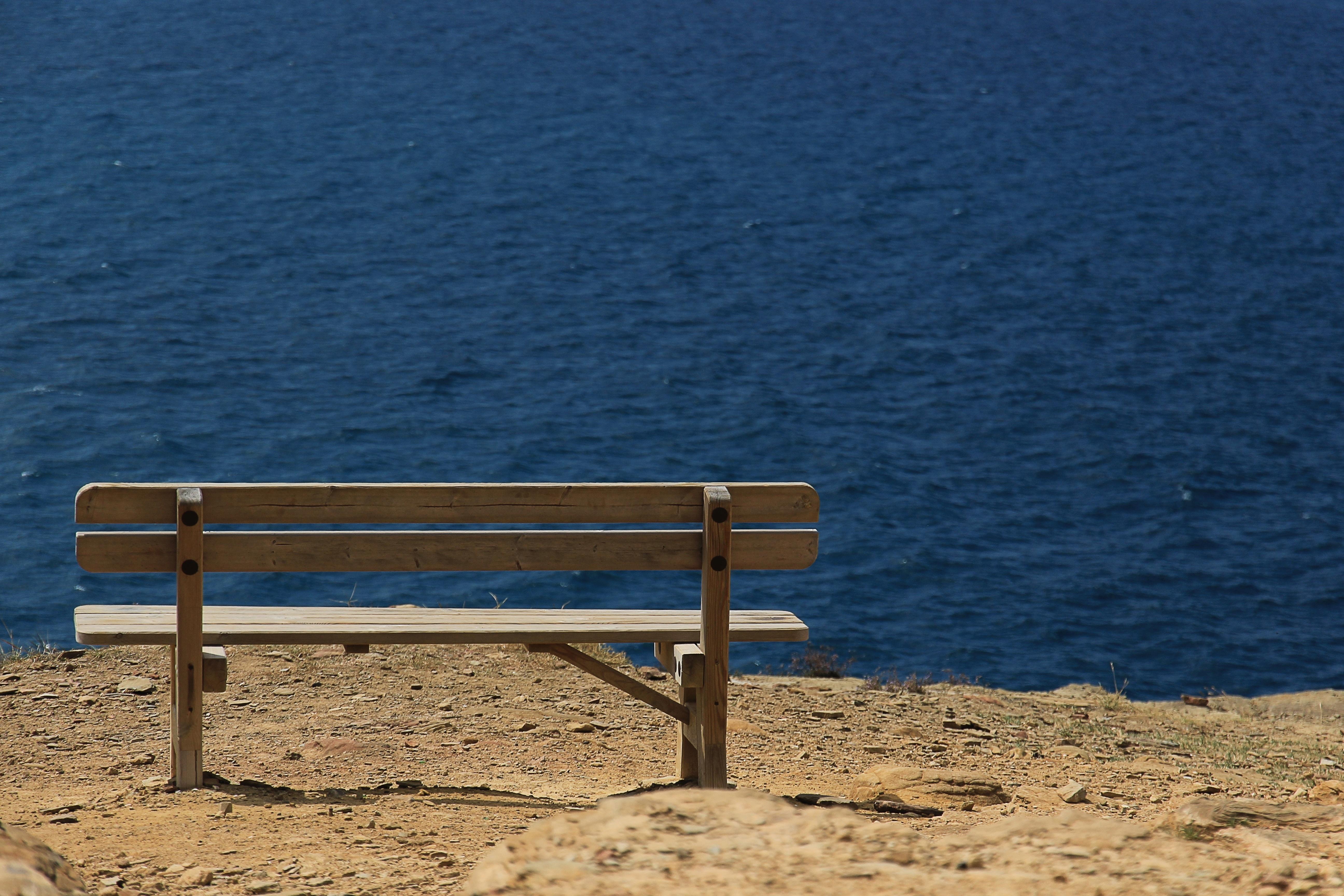 Fotos gratis mesa playa mar agua banco asiento - Mueble banco asiento ...
