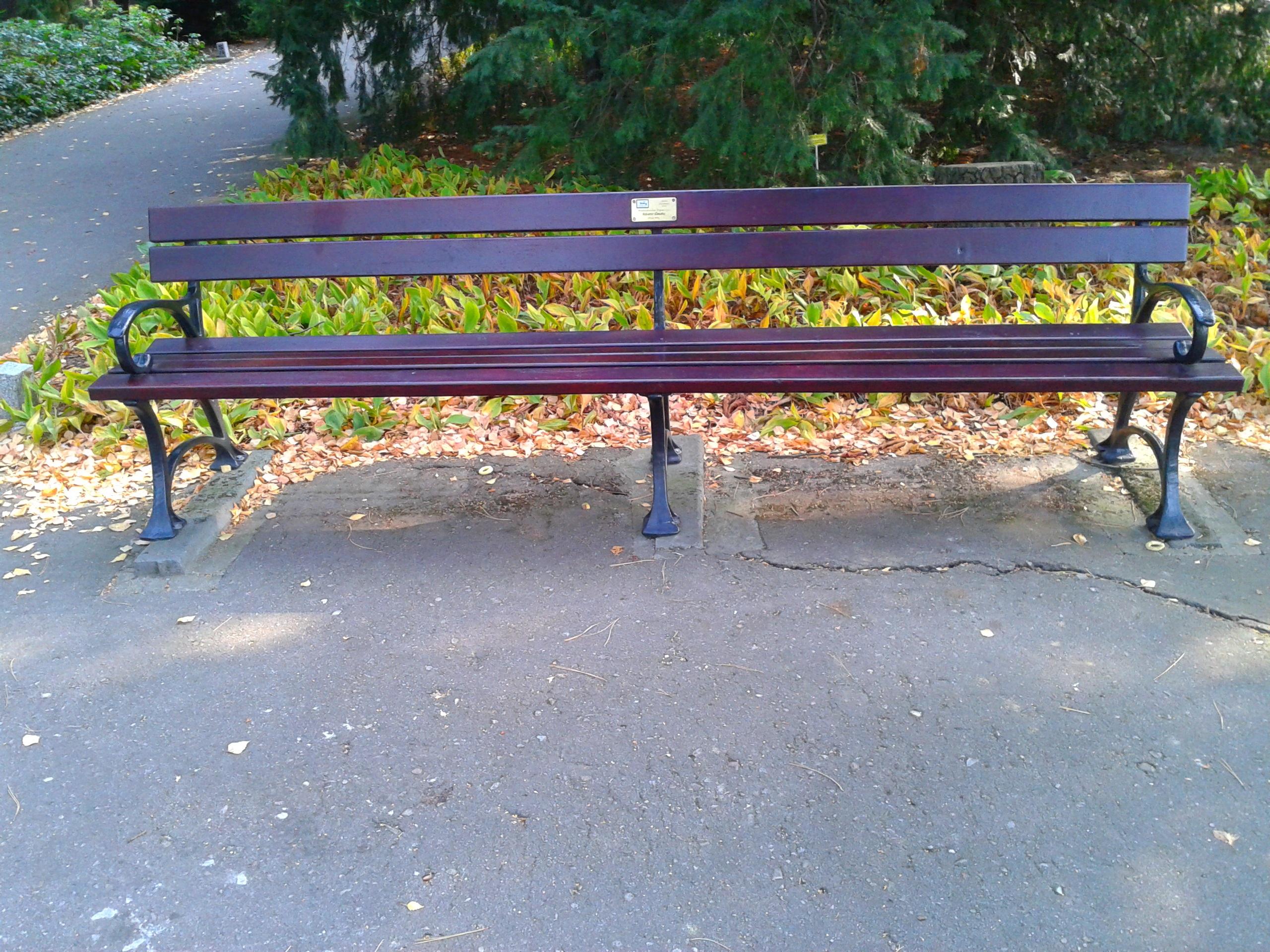Fotos gratis : mesa, banco, cuadrado, parque, jardín, parachoque ...