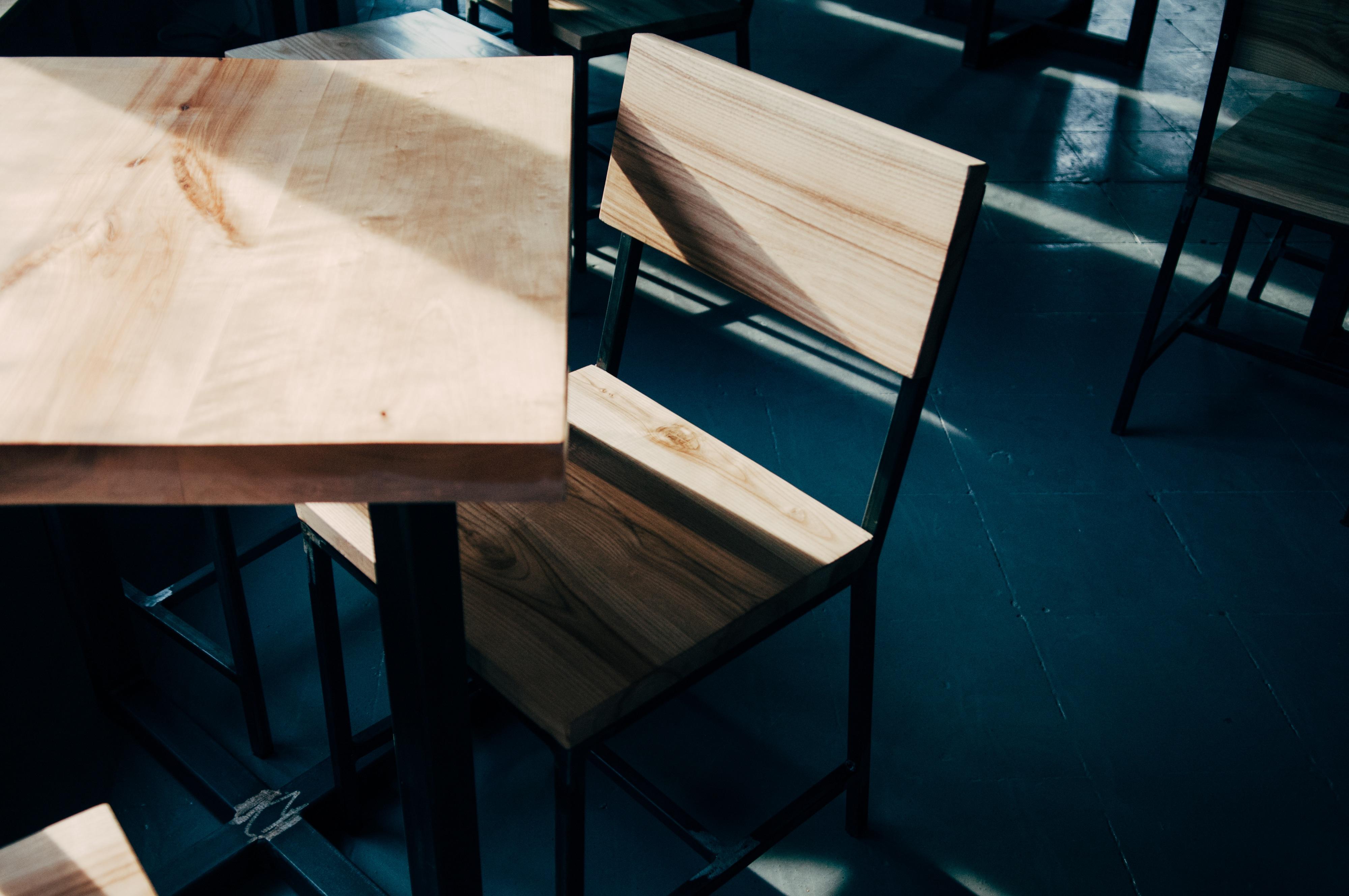Table Cafe Coffee Shop Light Wood Chair Floor Glass Color Blue Furniture Art  Design Shape Screenshot