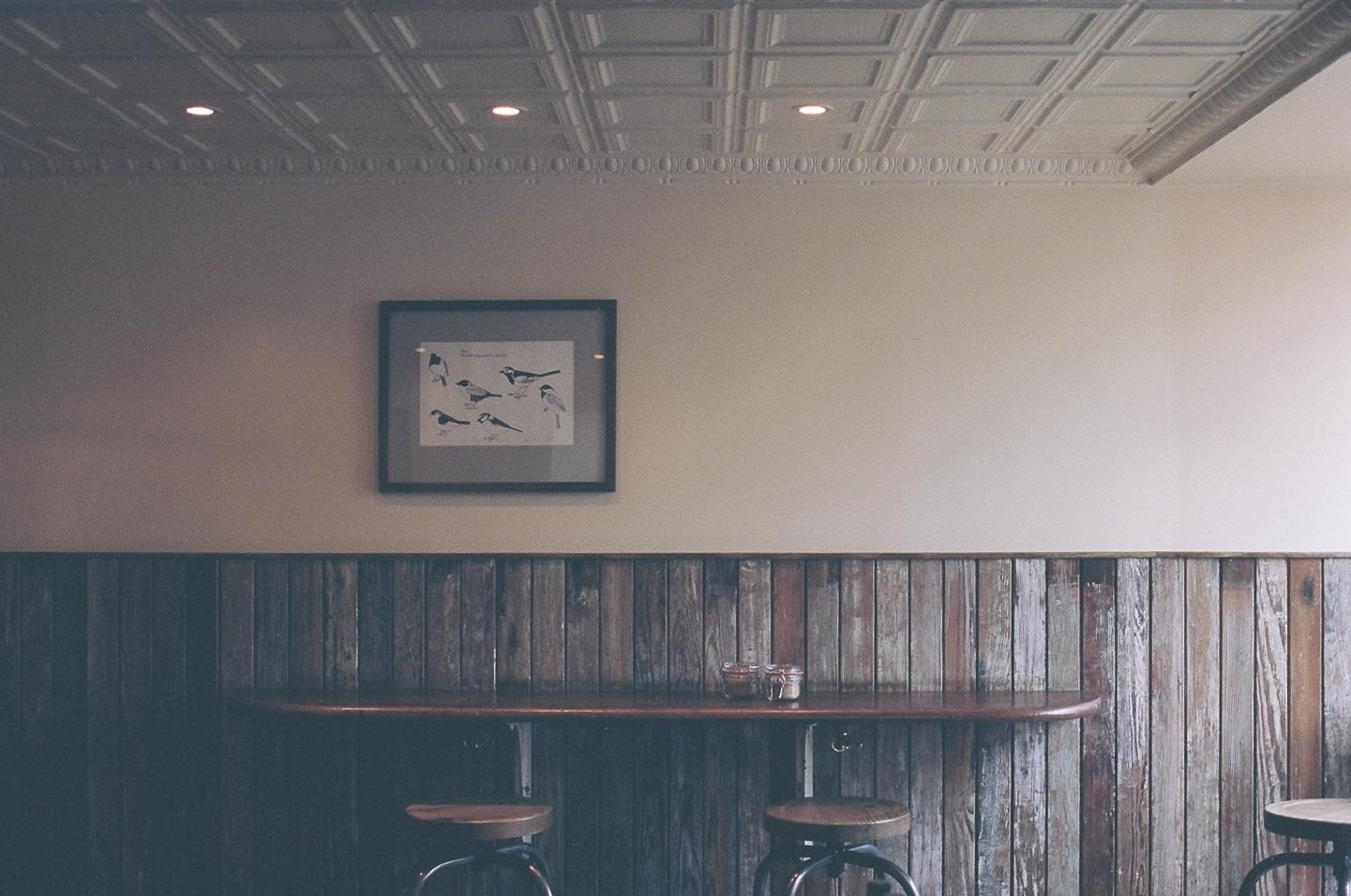 Immagini belle tavolo bar caffetteria legna casa pavimento