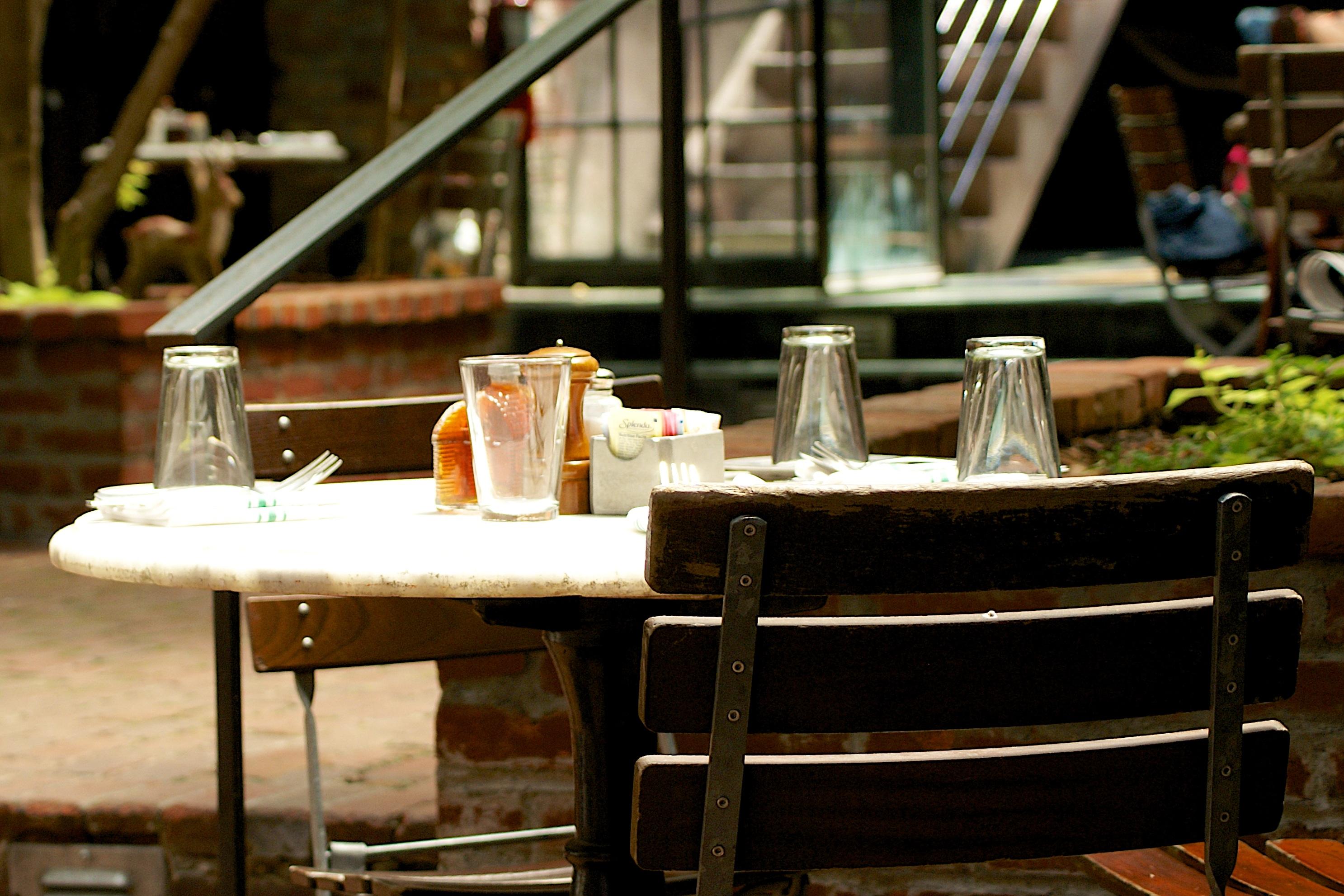 Free images table cafe vintage retro restaurant bar
