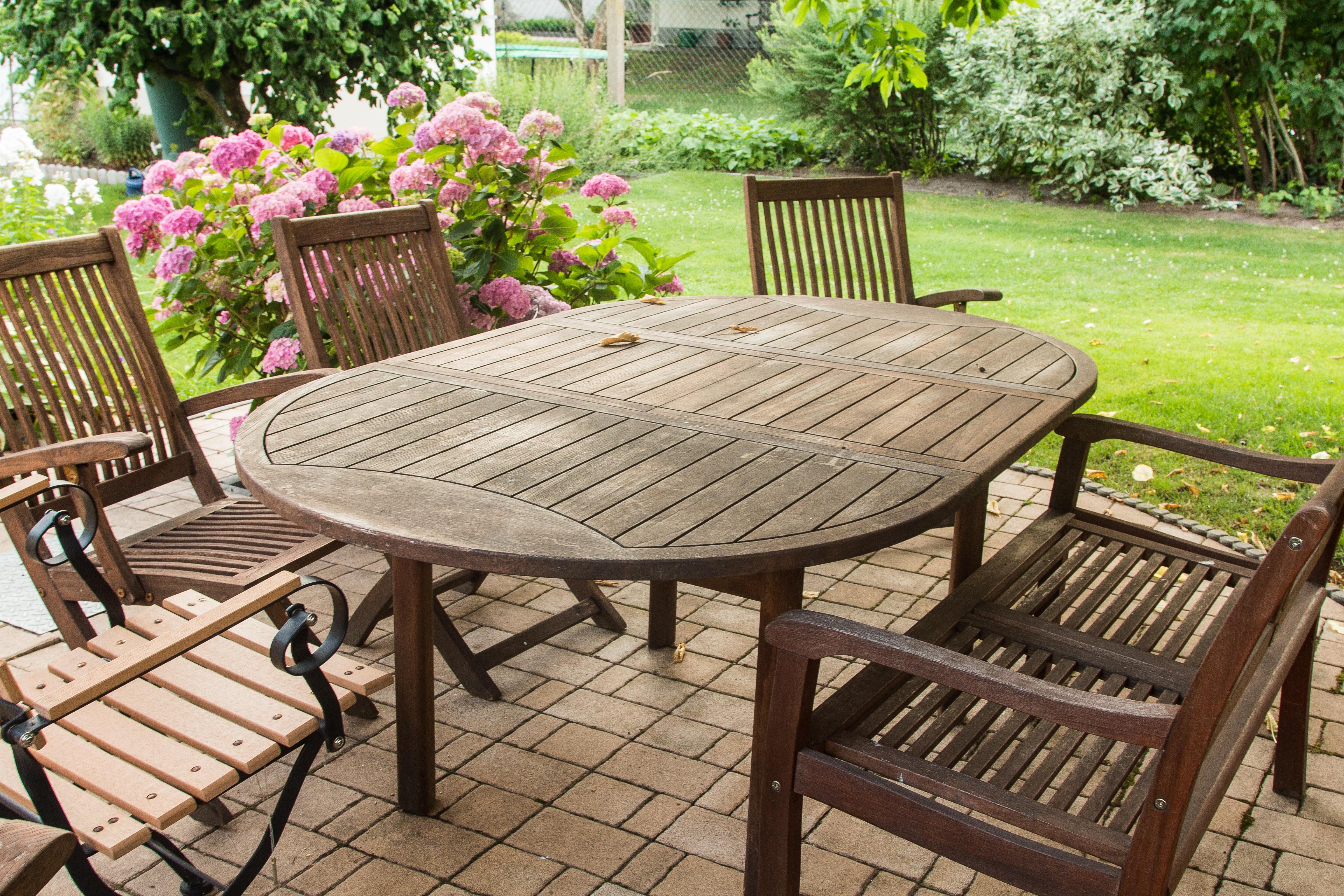 Как сделать садовую мебель своими руками: преимущества 29