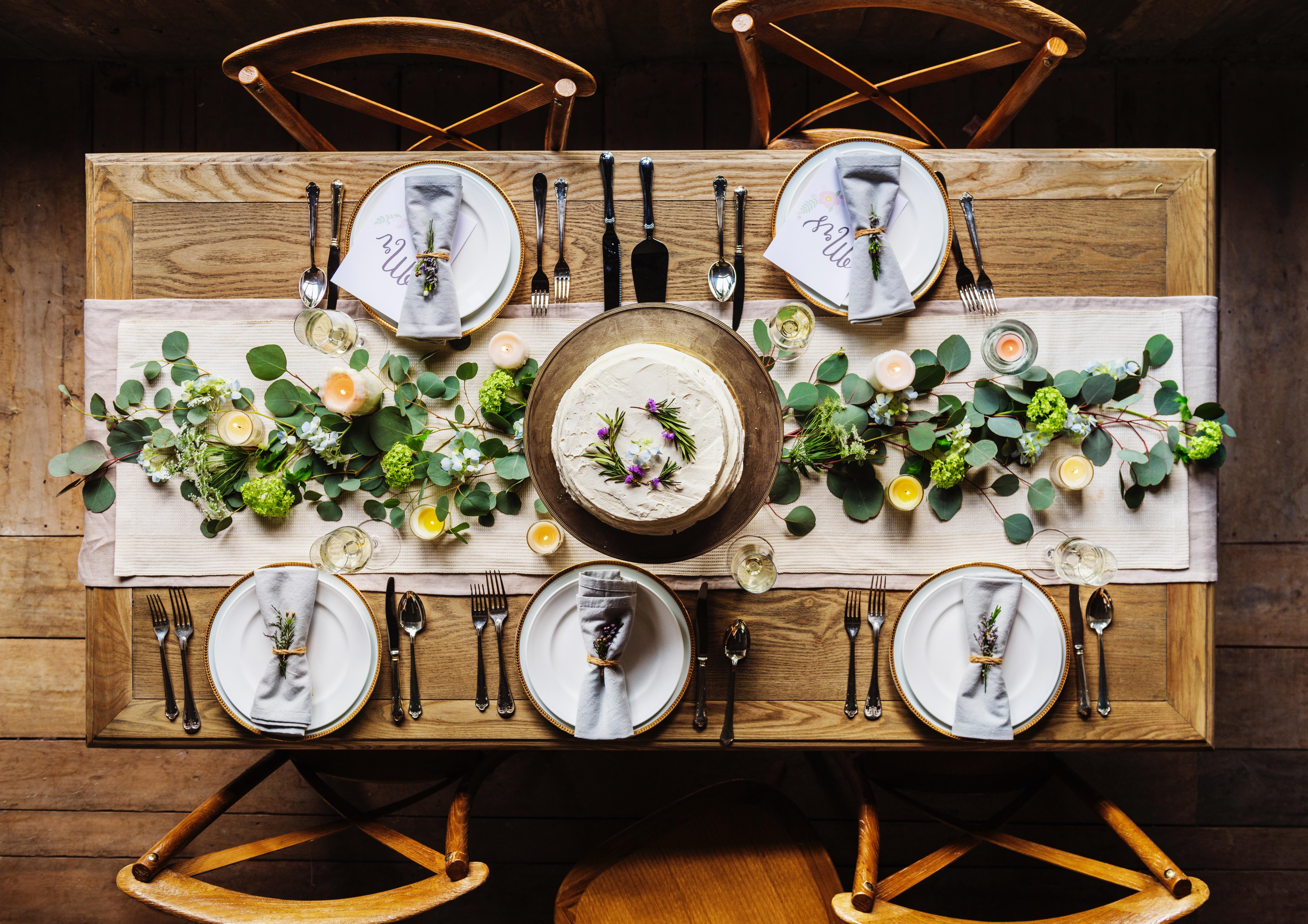 Free Images : table, clock, furniture, decor, overhead, flatlay ...