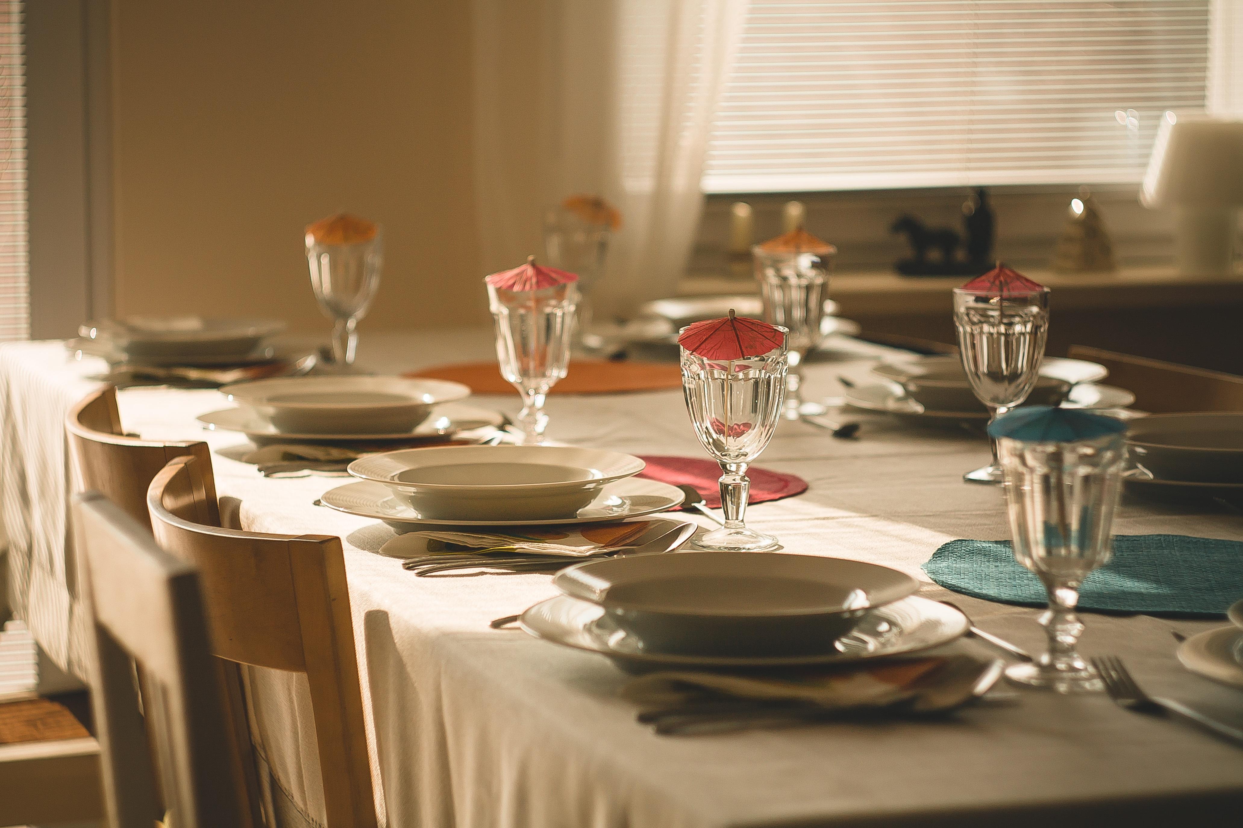 Fotos gratis : mesa, cuchillería, restaurante, plato, comida, cocina ...