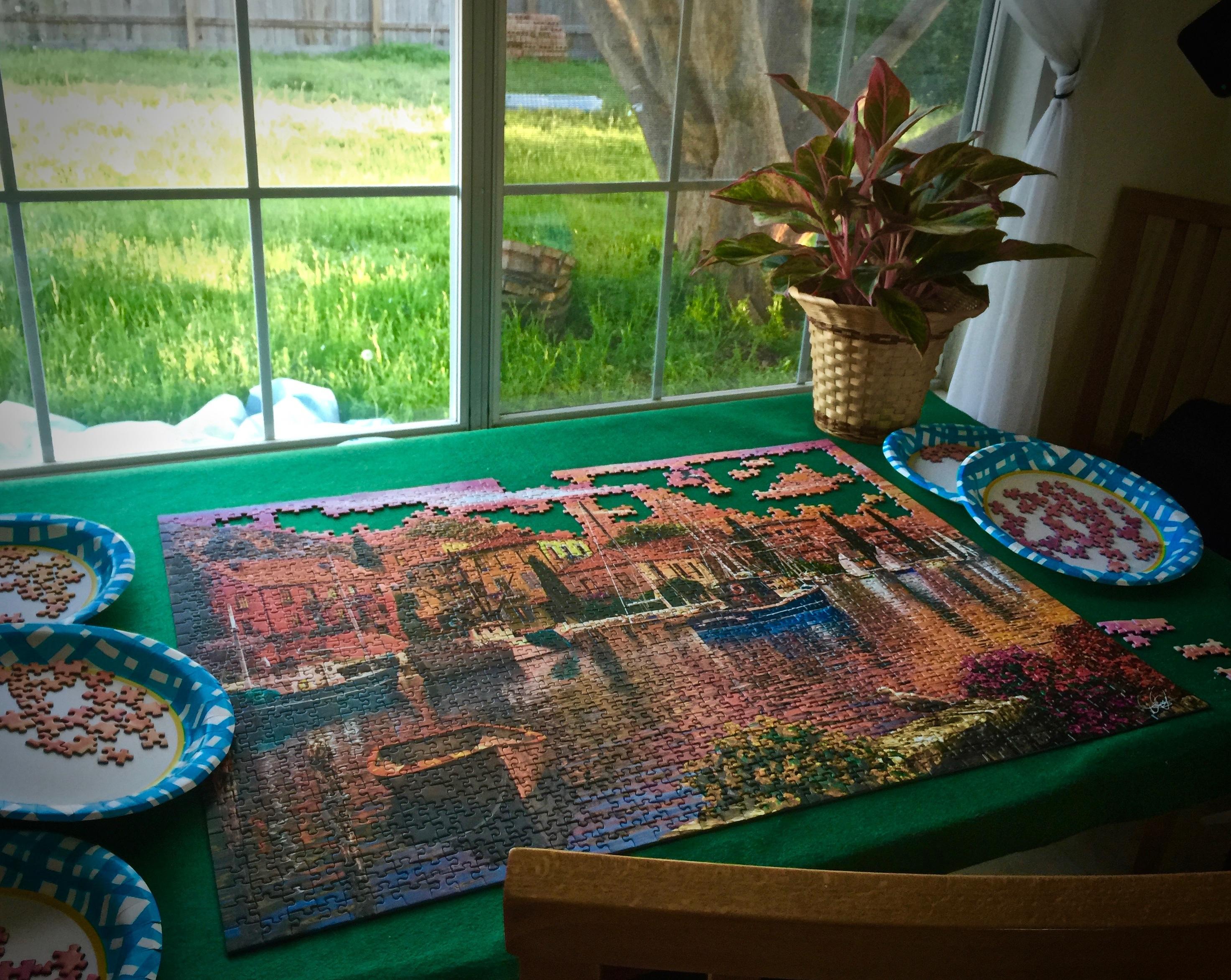 mesa flor ventana naranja verde azul plantas proceso planta de casa art relajacin diseo