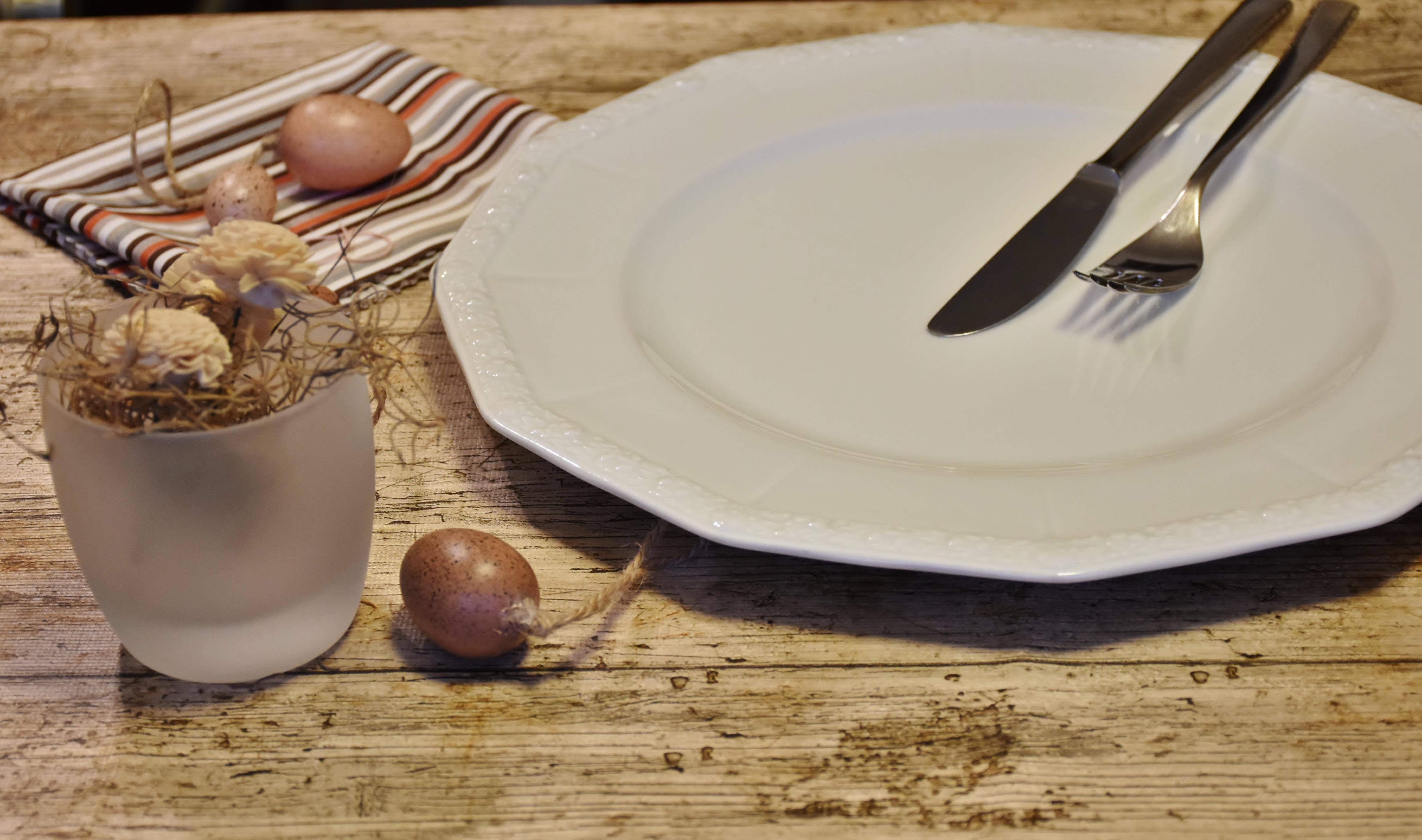 Table Fork Cutlery Board Dish Meal Food Produce Plate Empty Breakfast Baking  Decor Tableware Knife Coconut