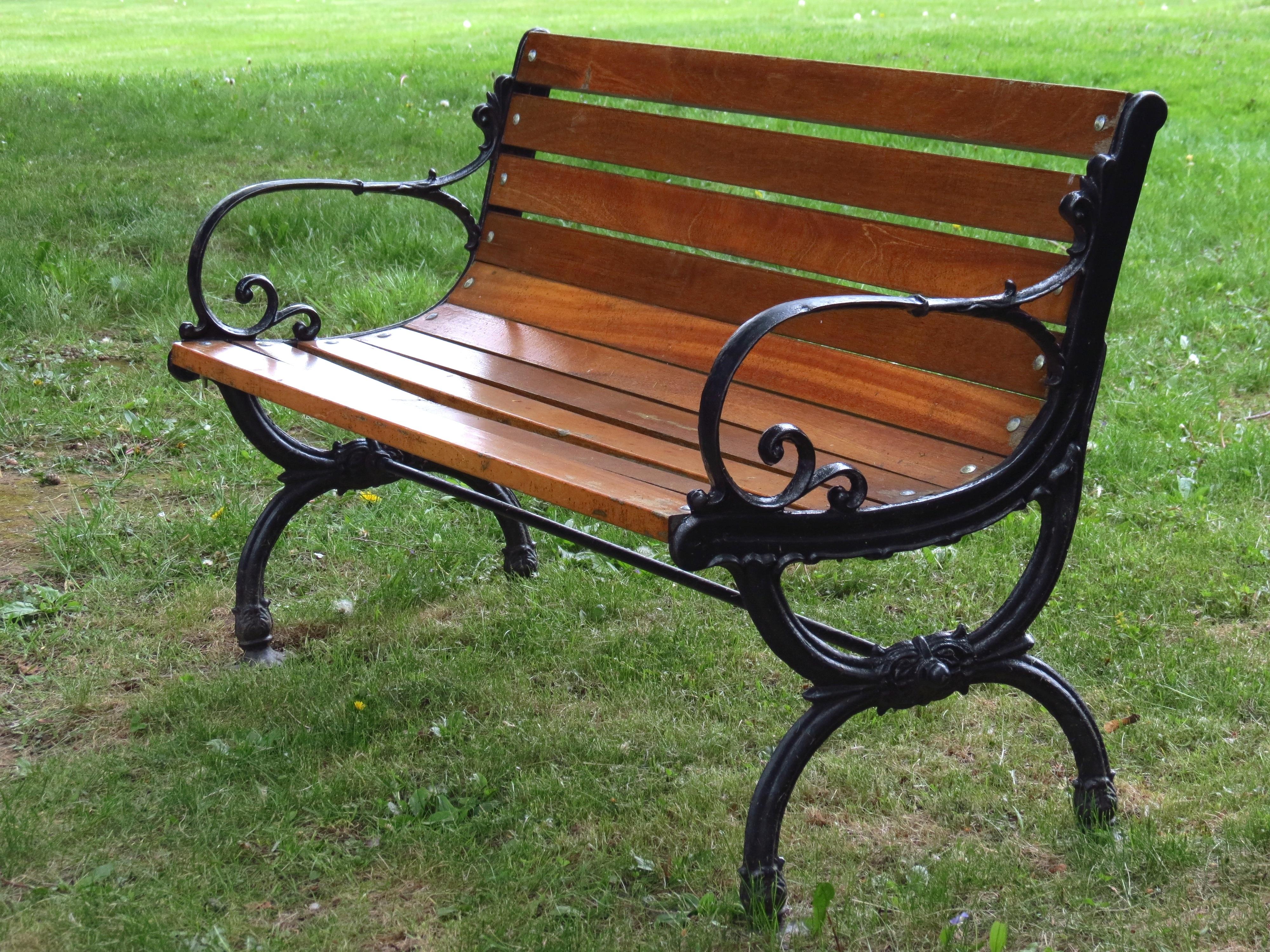 Fotos gratis : mesa, césped, banco, carro, silla, asiento, primavera ...