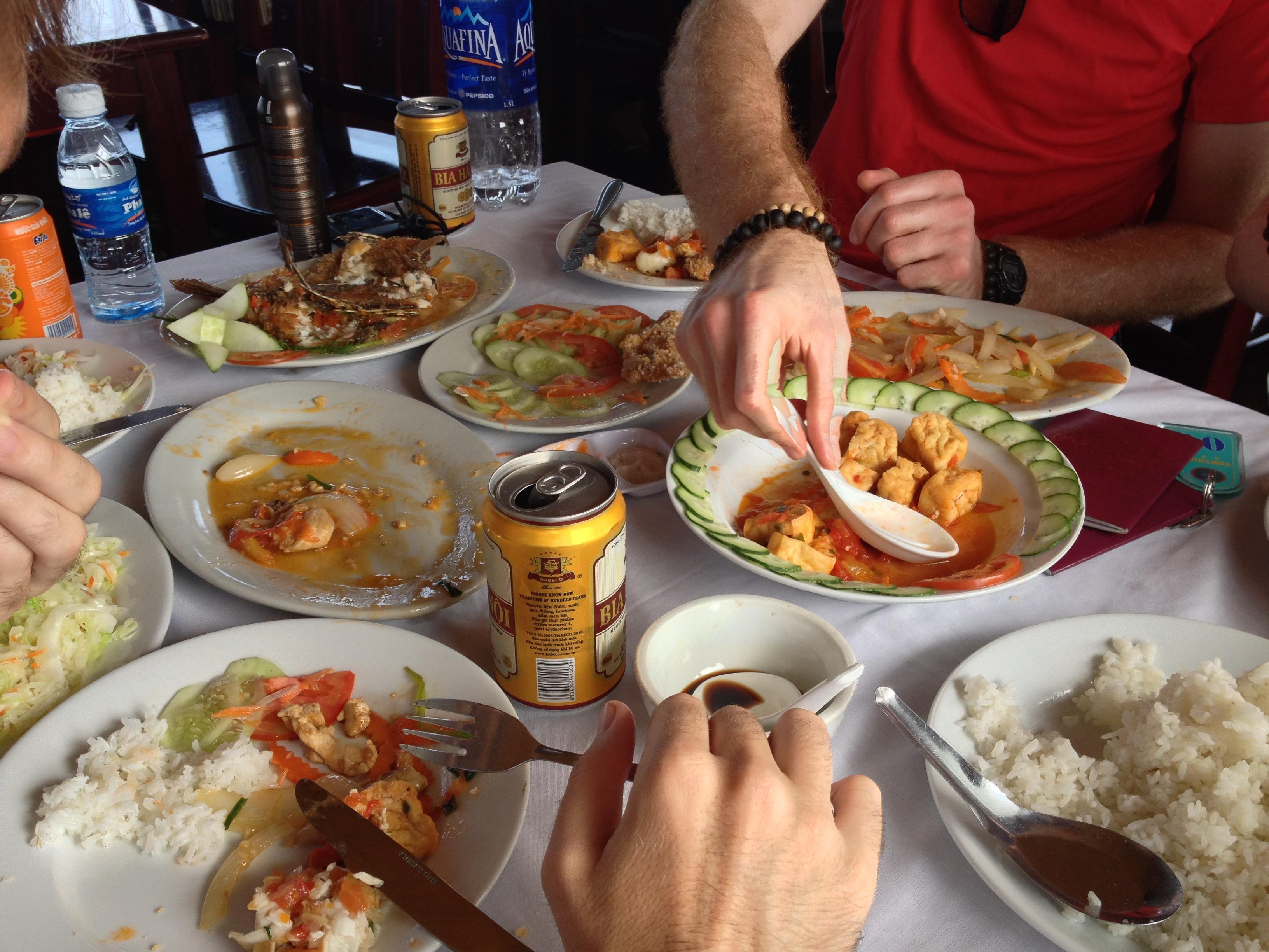 Fotos Gratis Mesa Grupo Gente Restaurante Asi Tico