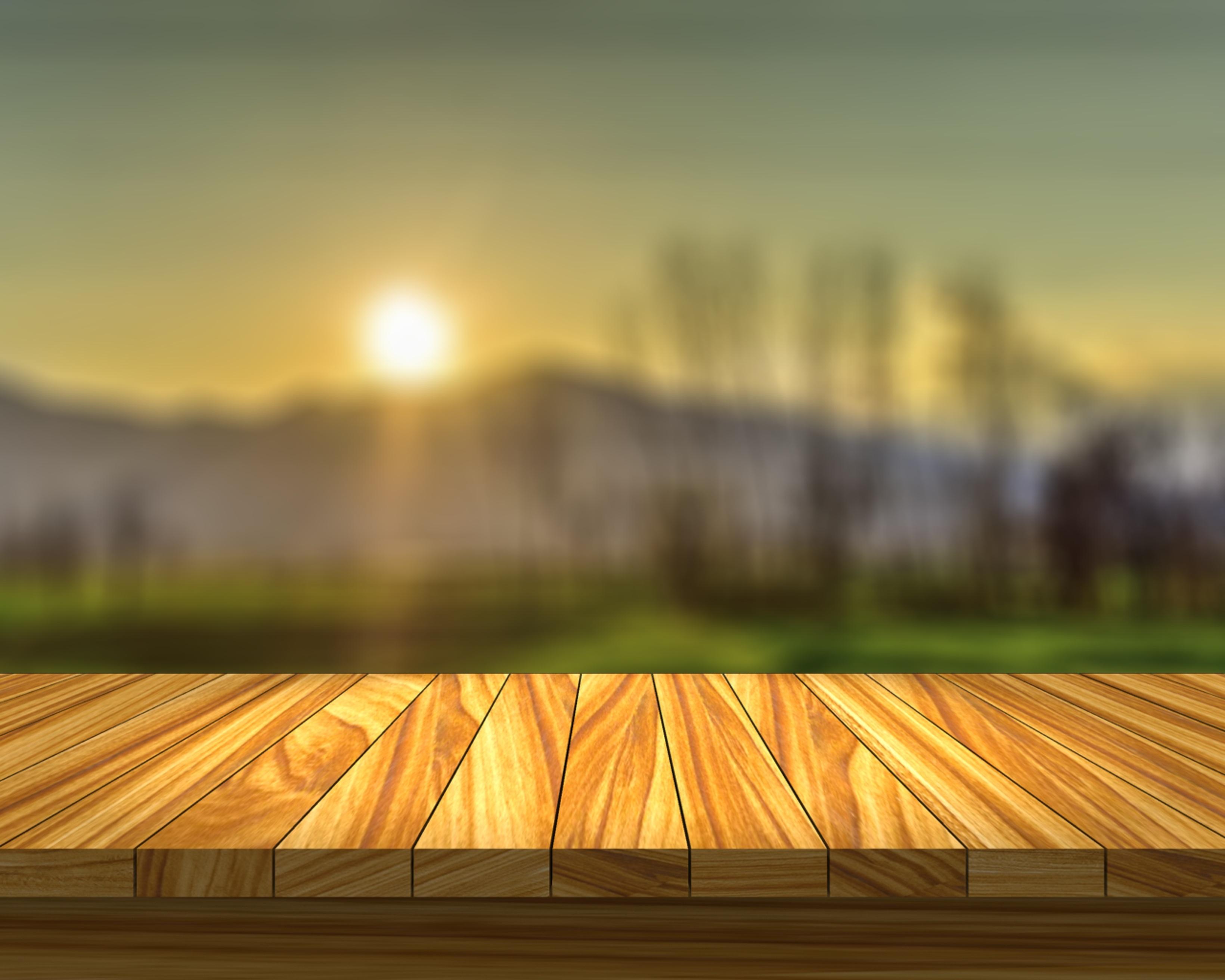 table landscape horizon light sky wood sun sunrise sunset field sunlight air morning roof dawn dusk & Free Images : table landscape horizon light sky wood sun ...